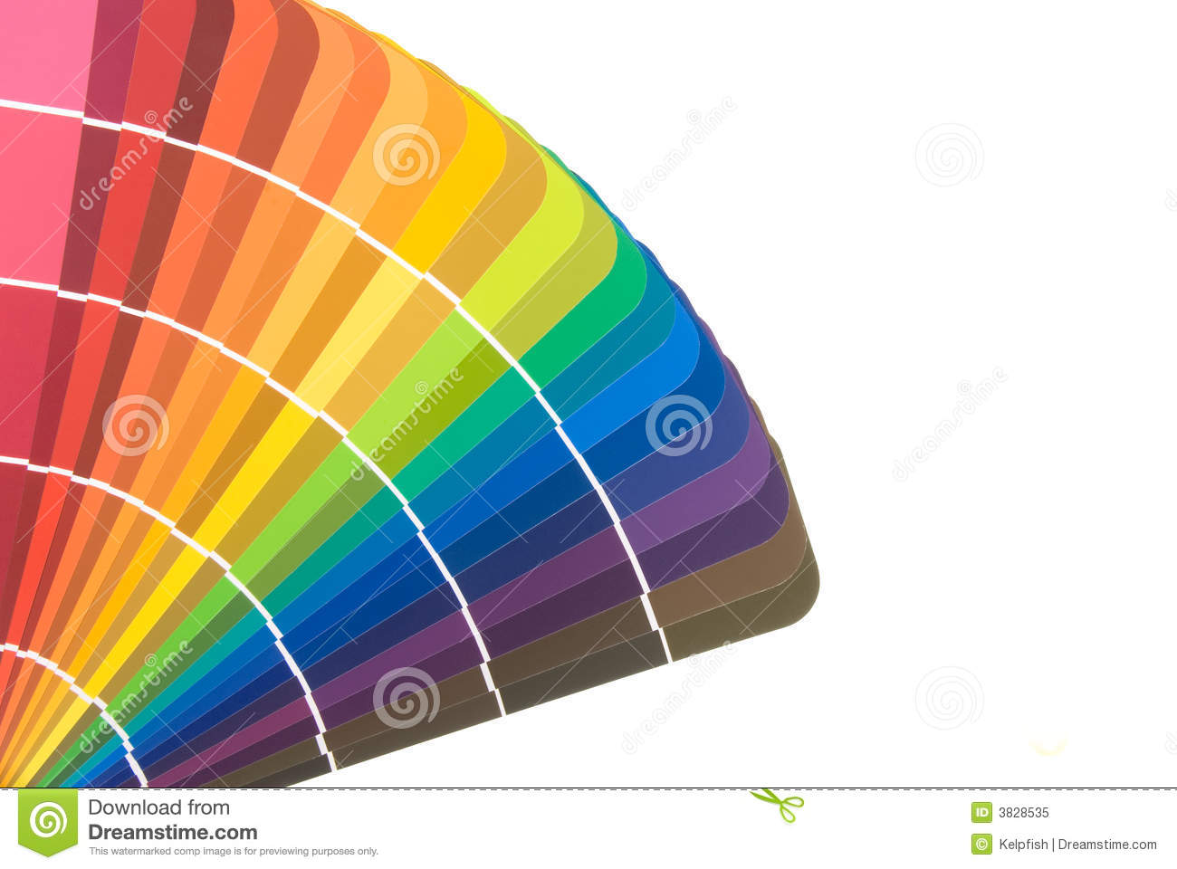 Color cards free - Paint Color Cards And Brush Royalty Free Stock Photo