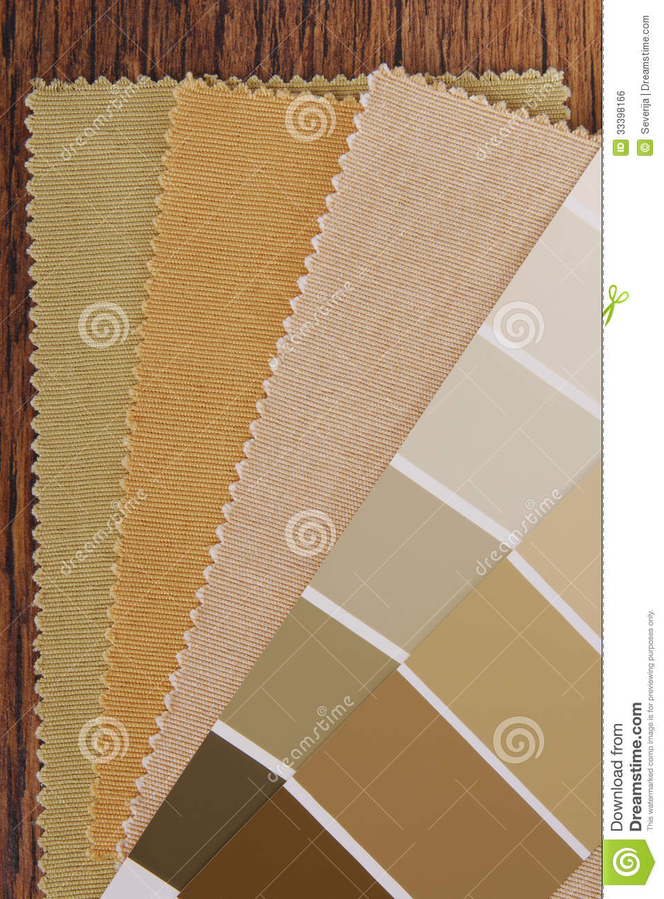 Paint And Material Color Choosing For Interior Royalty