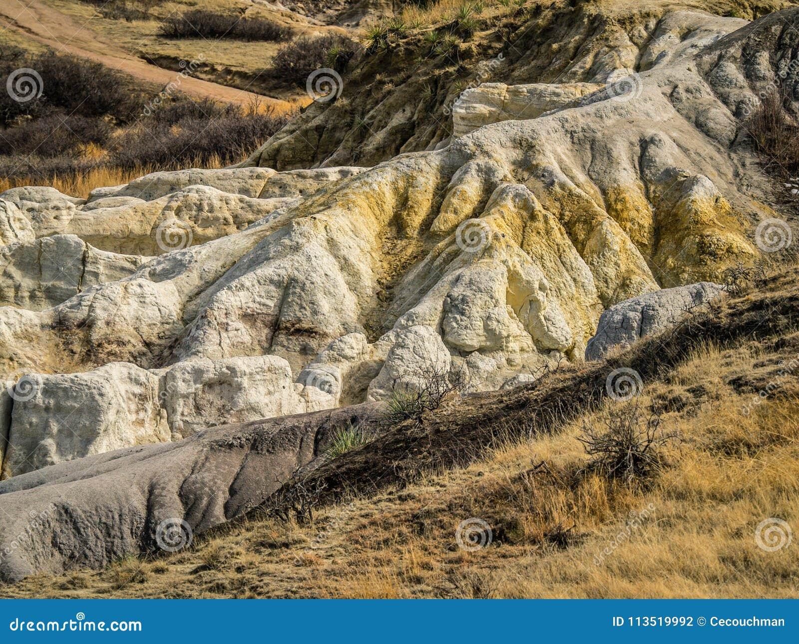 Paint Mines near Calhan, Colorado, El Paso County