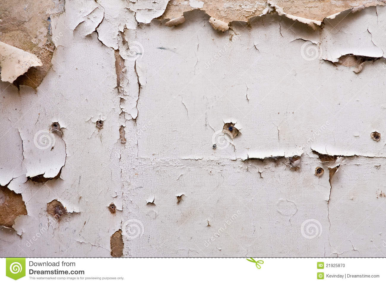 how to get paint off plaster