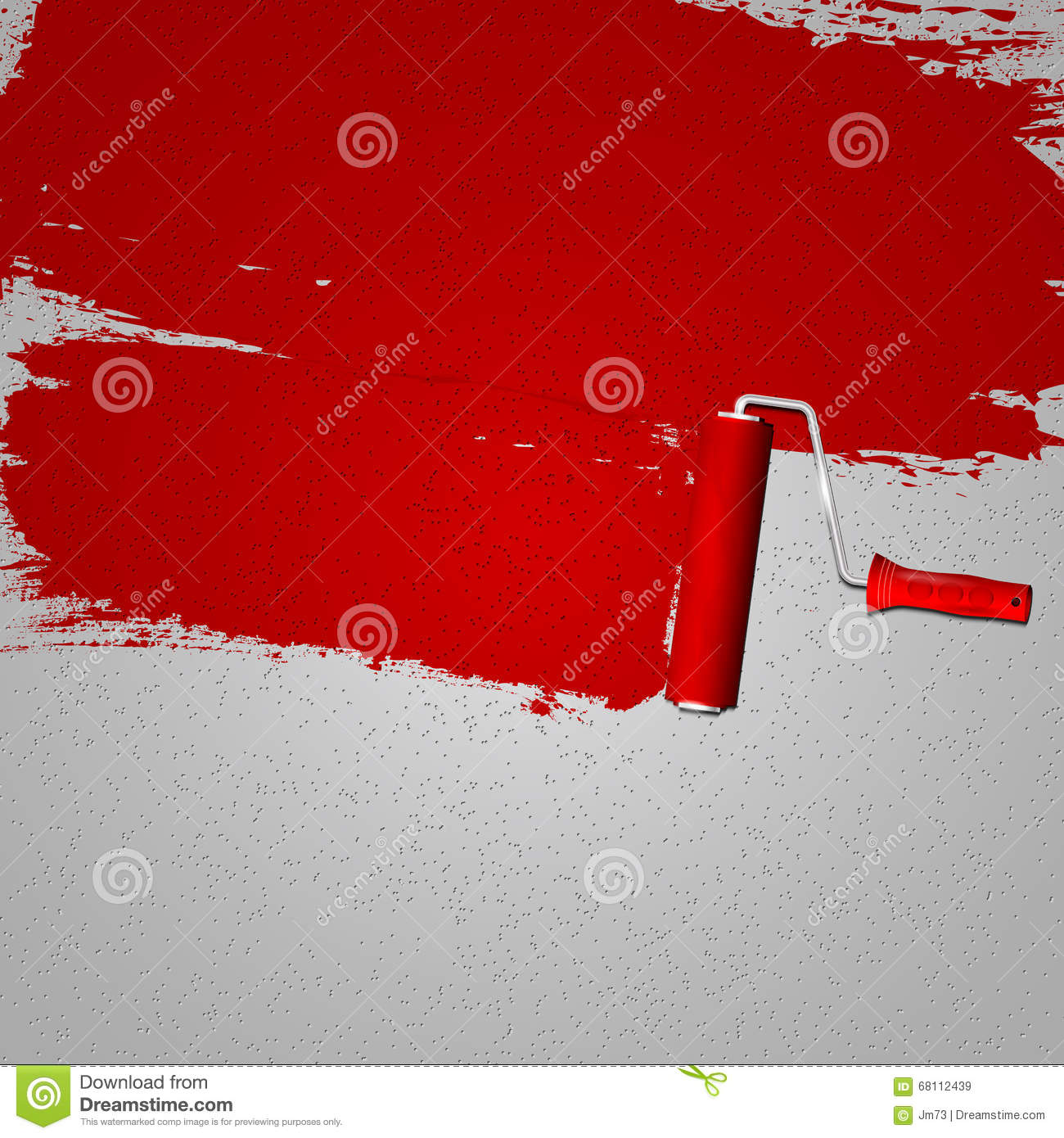 paint red - Painting Walls Red