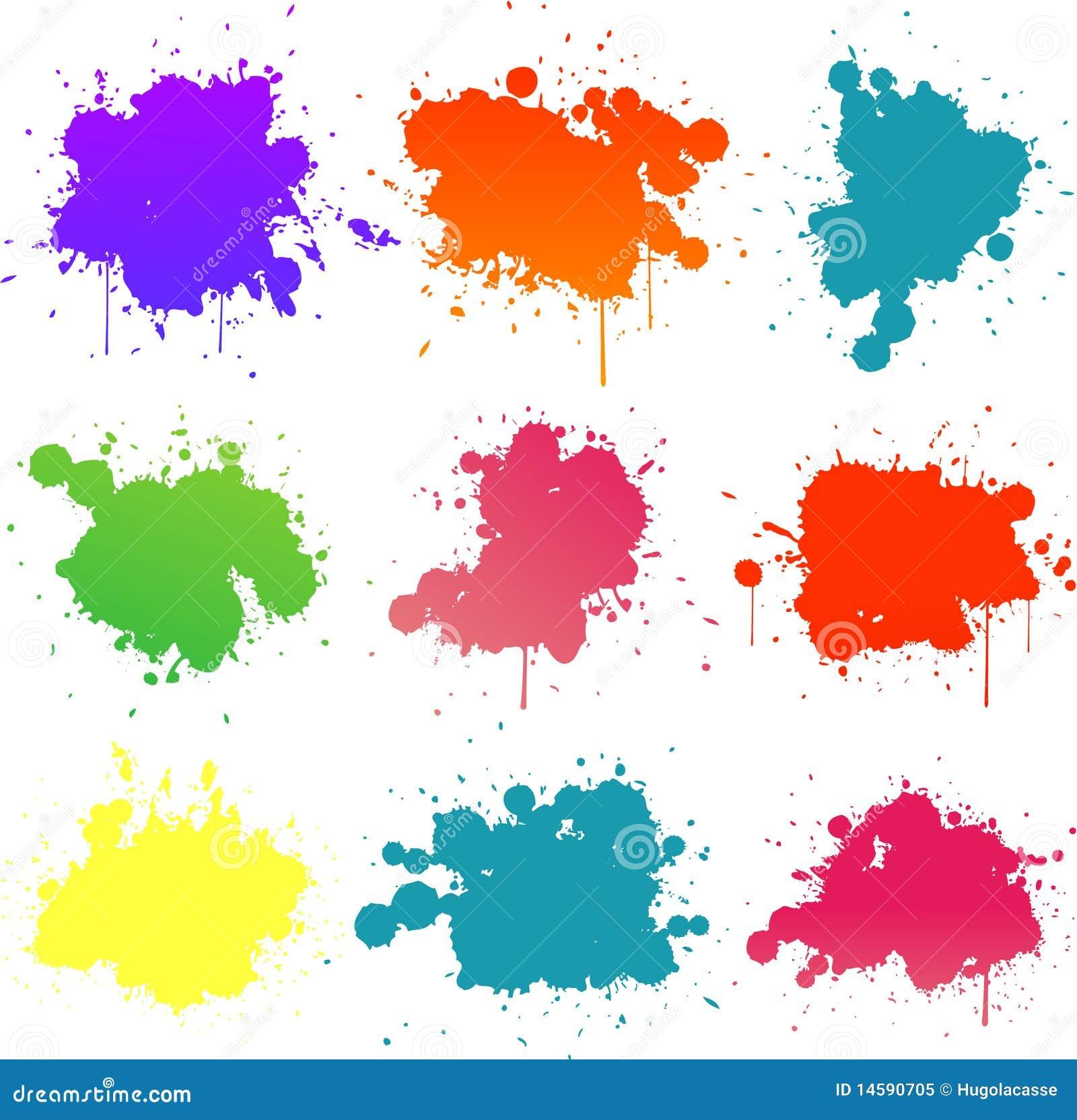 Paint Splat Roy...