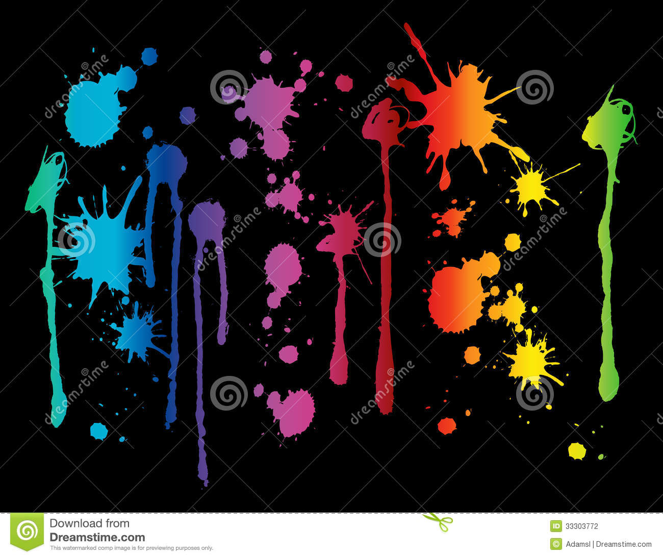 Splatter Paint Bedroom Ideas Black And White Rug Bedroom Key West Bedroom Decorating Ideas Bedroom Ideas Dark Brown Furniture: Paint Splatter Stock Photography