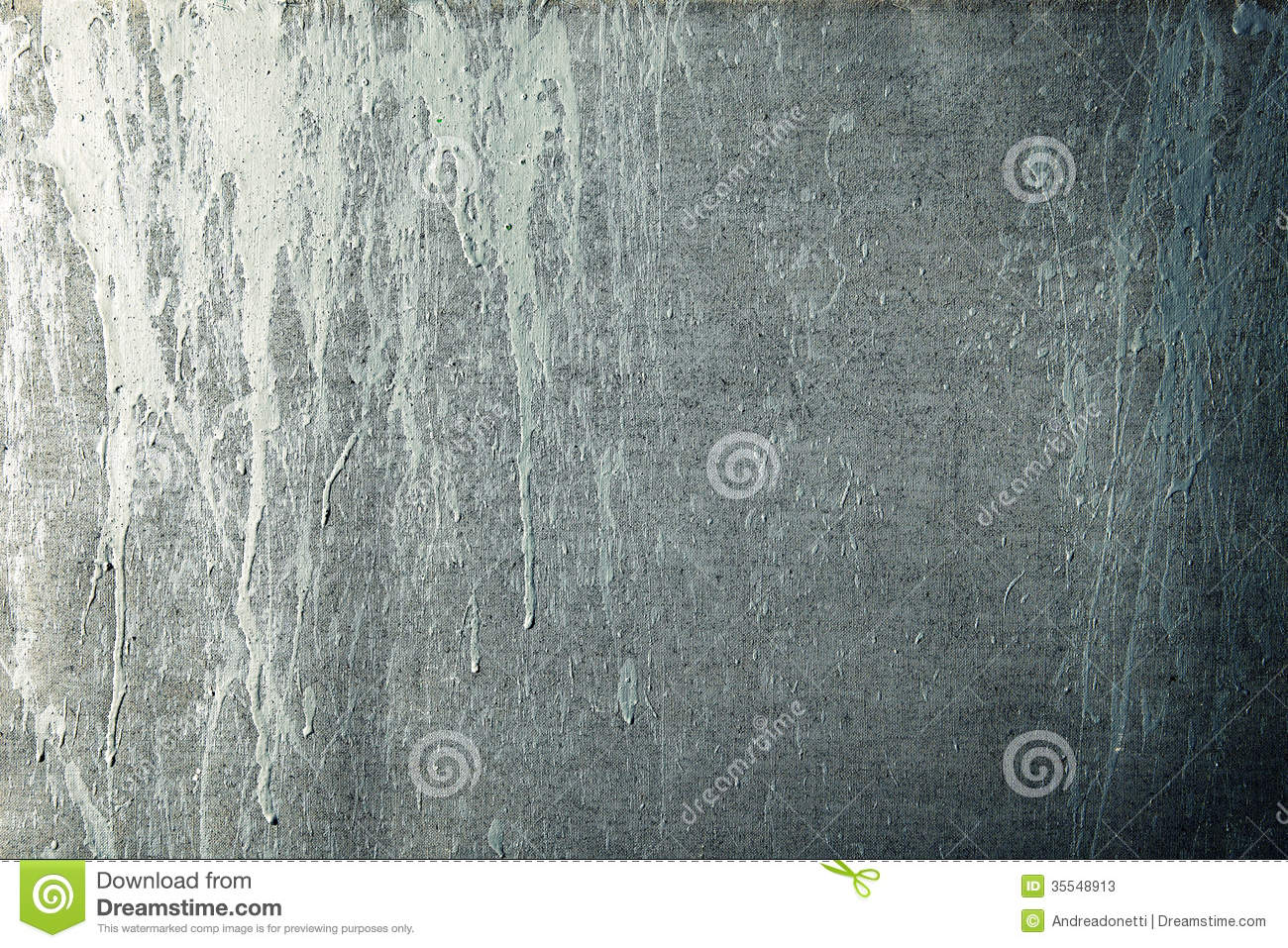 Paint Streaks On A Grunge Canvas Stock Photos Image