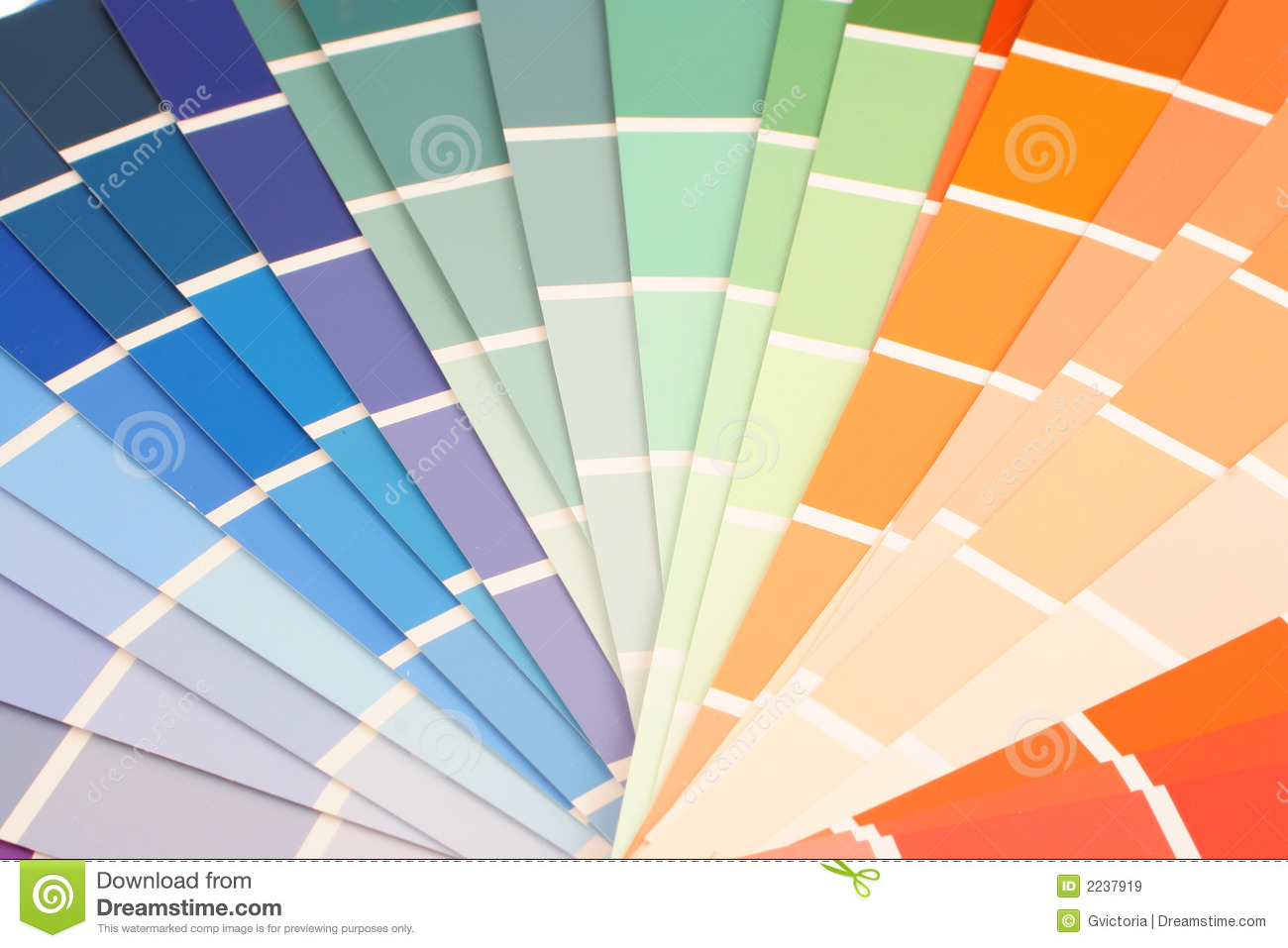 Paint Swatches Royalty Free Stock Images Image 2237919