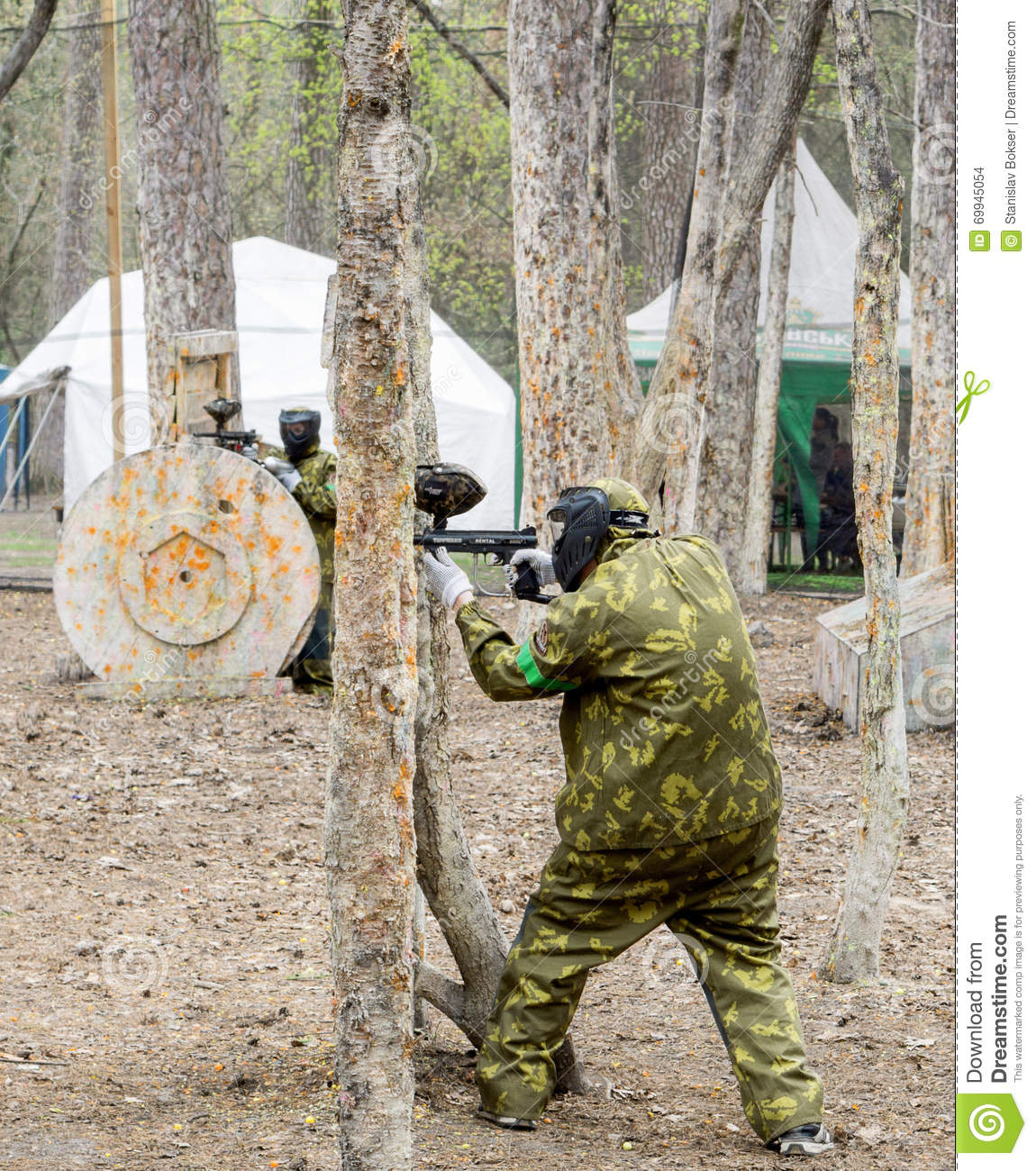 the silent war of paintball Here are instructions for how to win a recreational paintball game  it would be  too likely to get tagged in the middle of the paintball war and it is too risky   amount of players on your team go down, don't retreat, but run silent, and take  cover.