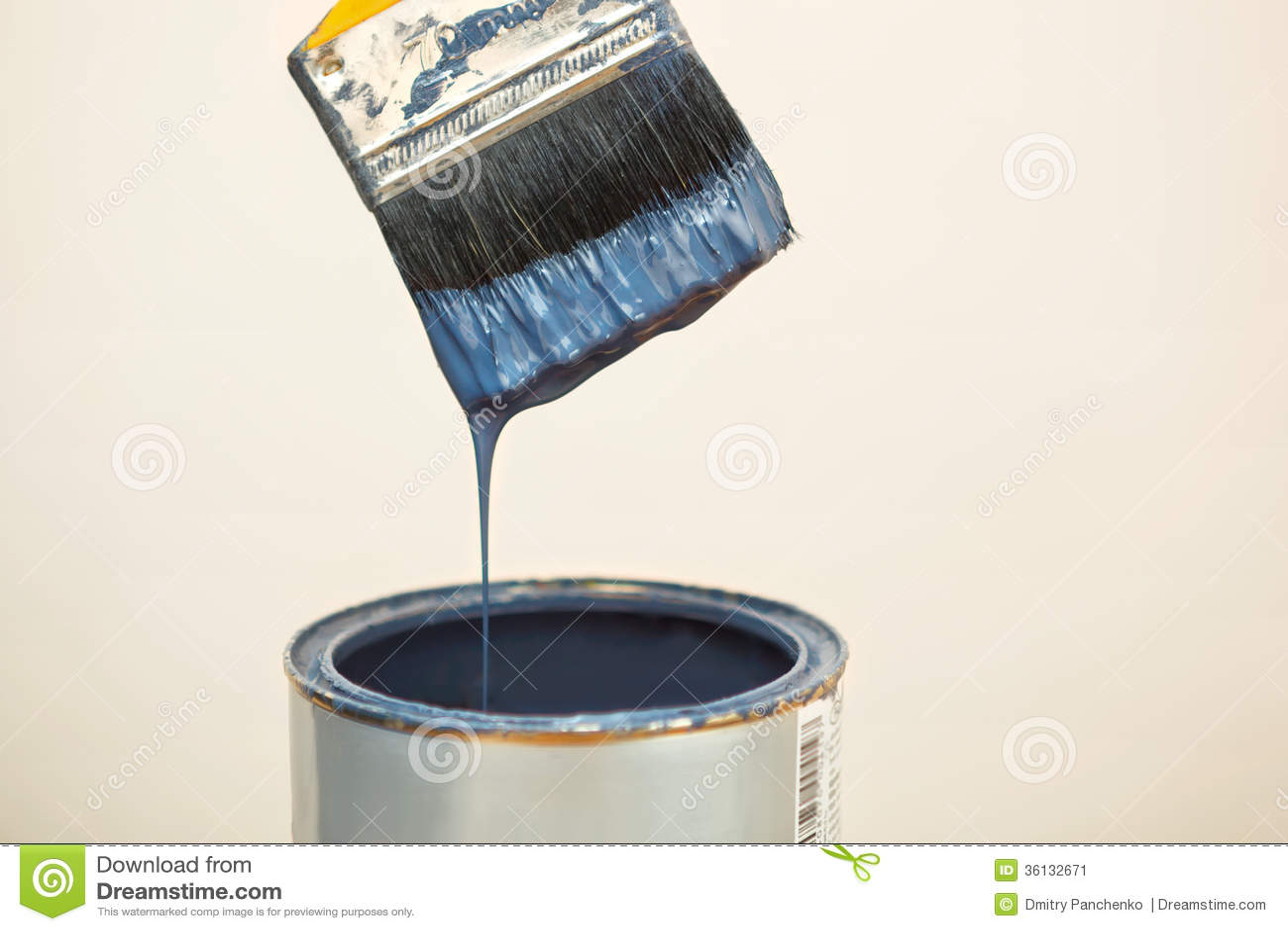 Paint Brush Bucket