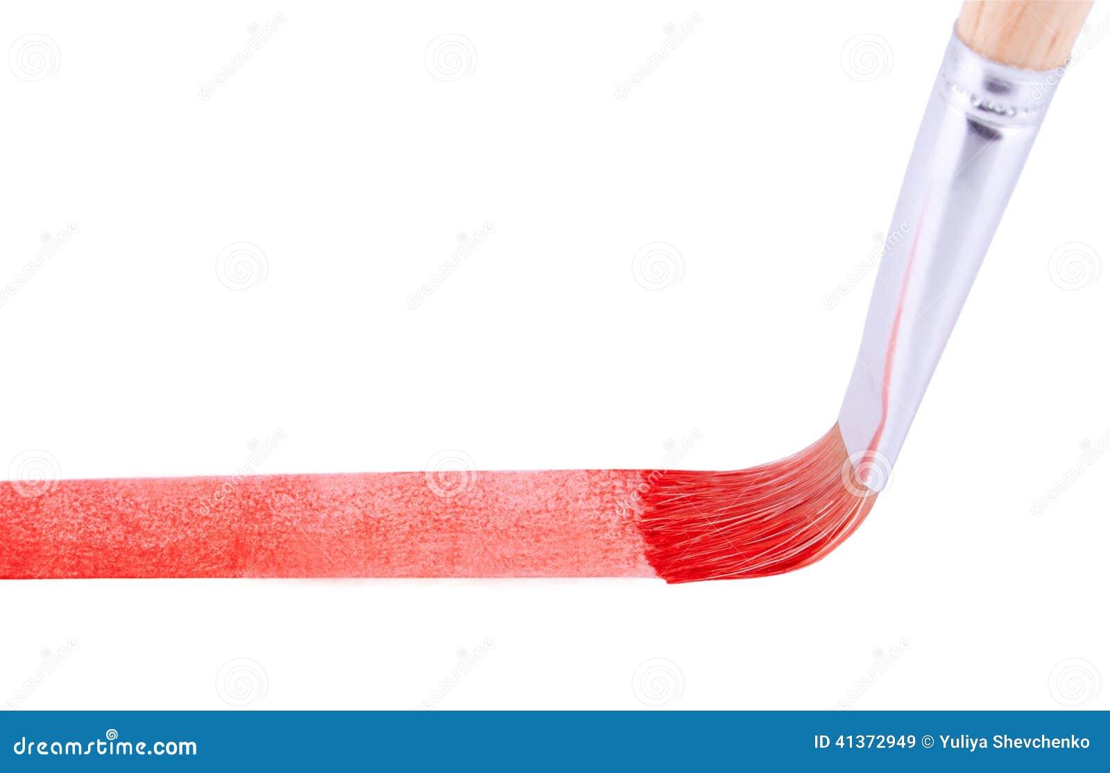 Paint Brush Line