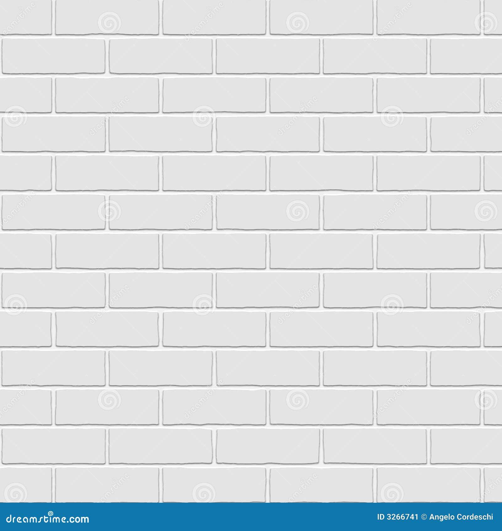 Painted Brick Wall Stock Image Image 3266741