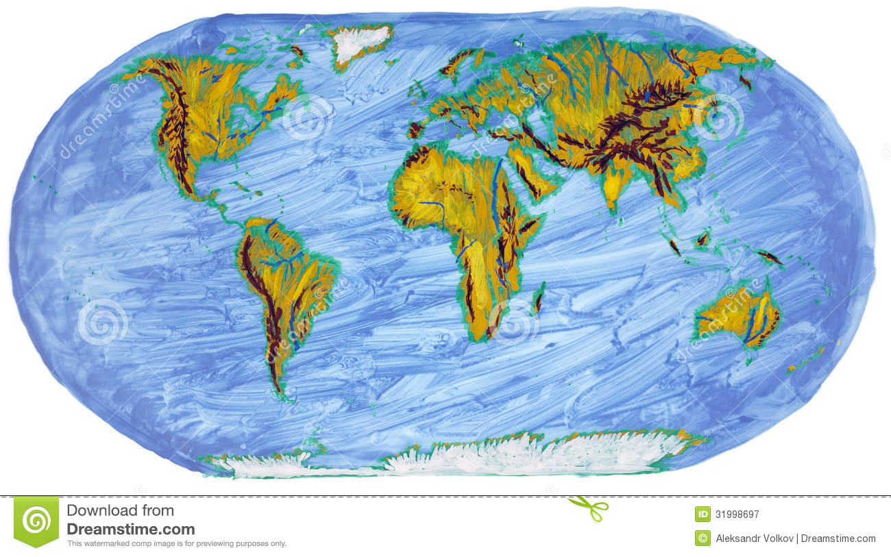 The Five Oceans Labelling Map Worksheet  Twinkl