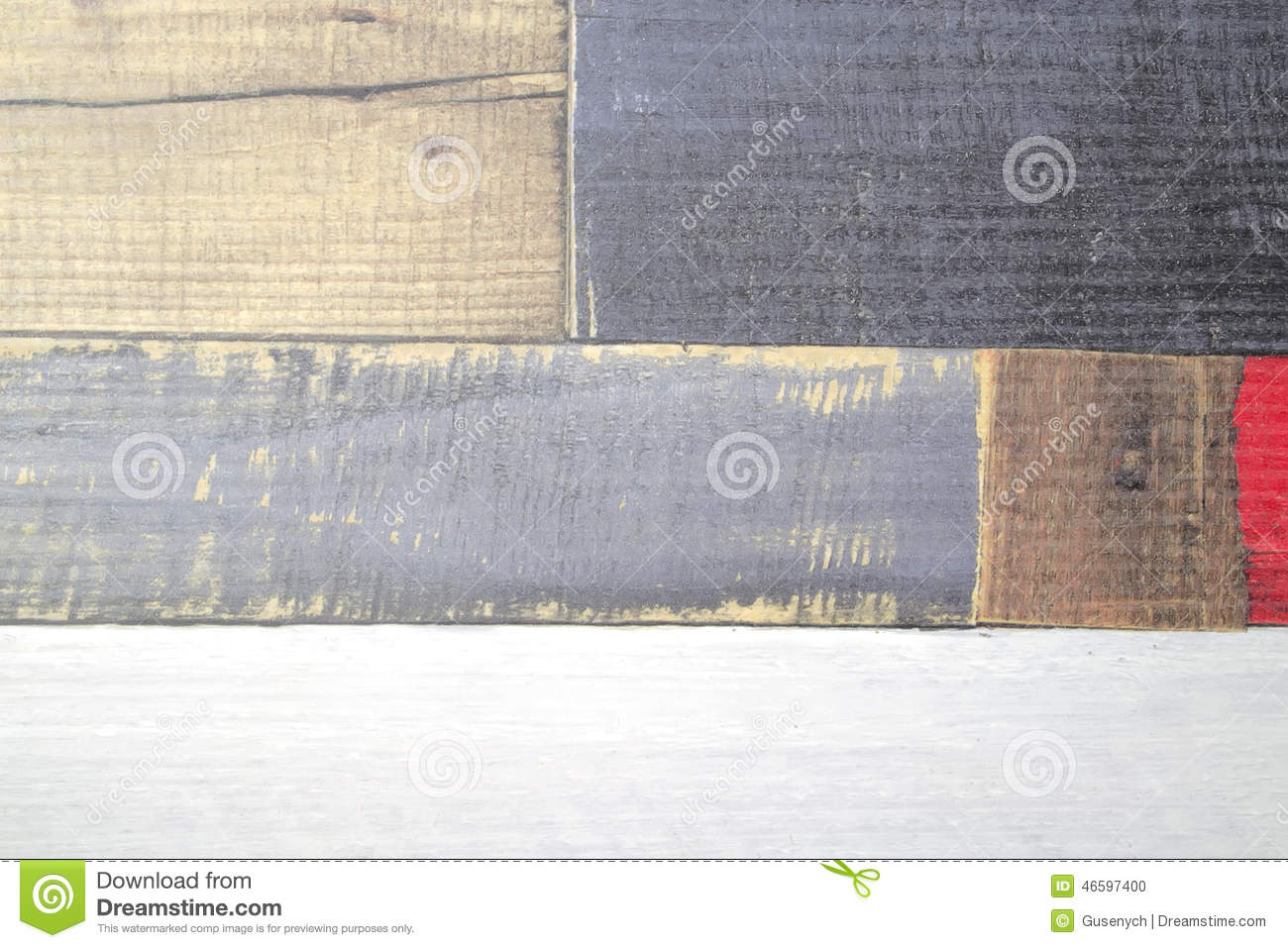 painted faux parquet as colored planks stock photo image of colorful noise 46597400. Black Bedroom Furniture Sets. Home Design Ideas