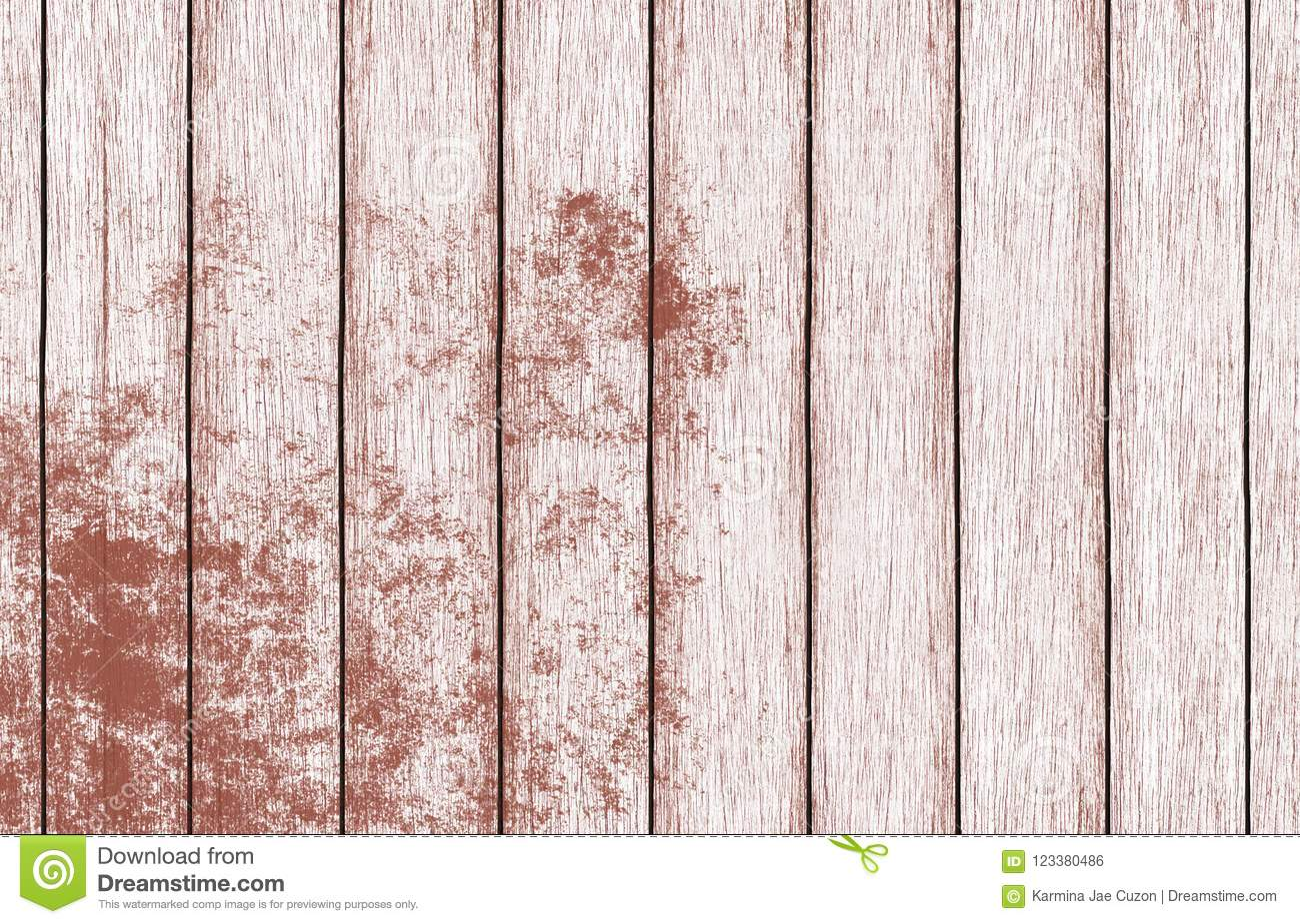 picture about Printable Wood Paper known as Painted Wooden History Wallpaper With Shade Paint Inventory