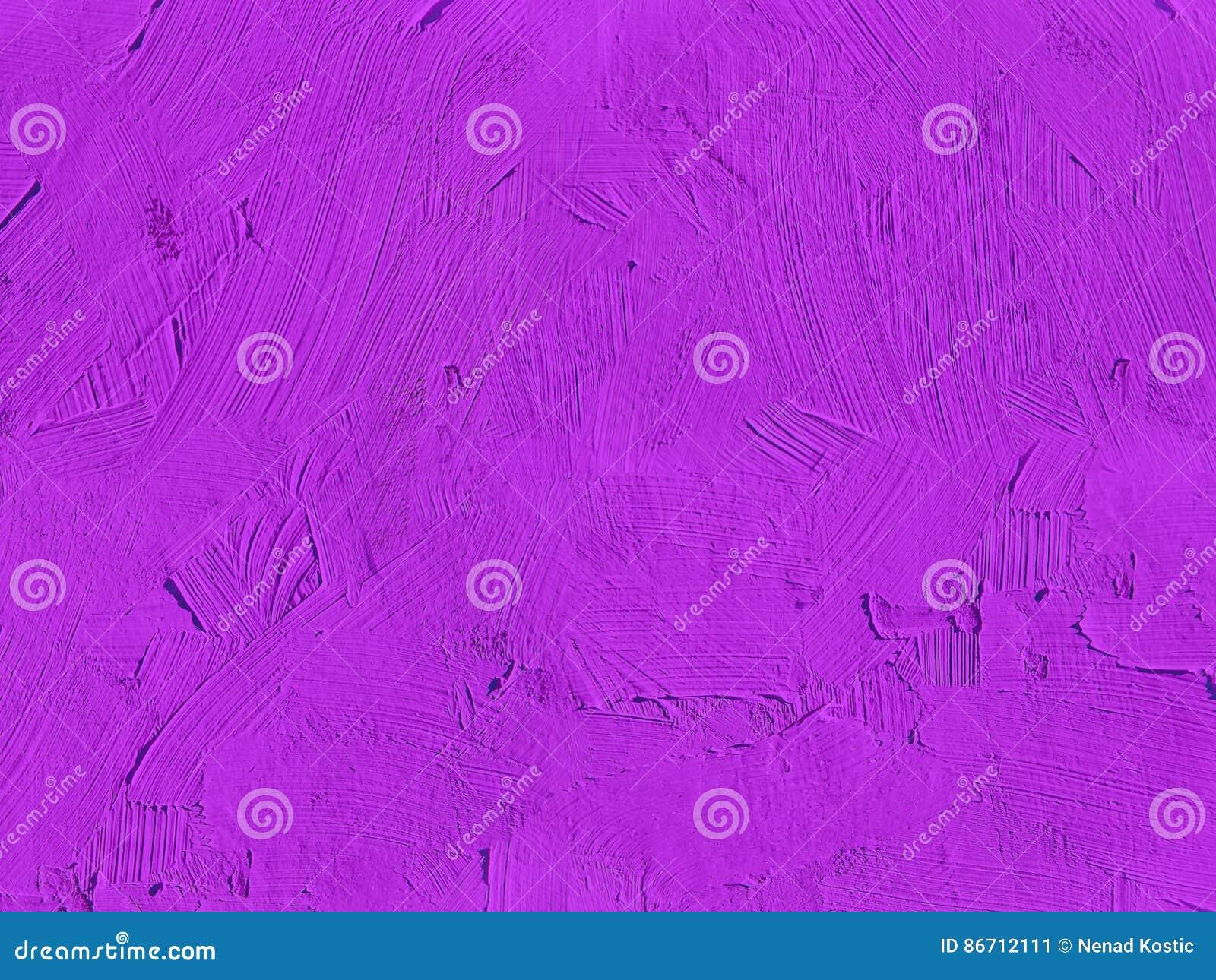 Elegant Different Colors Of Purple Paints