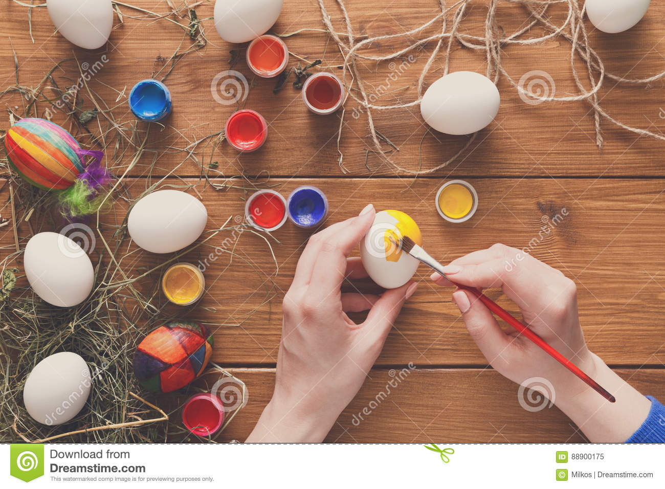 Preparing for the holiday: how to make Easter