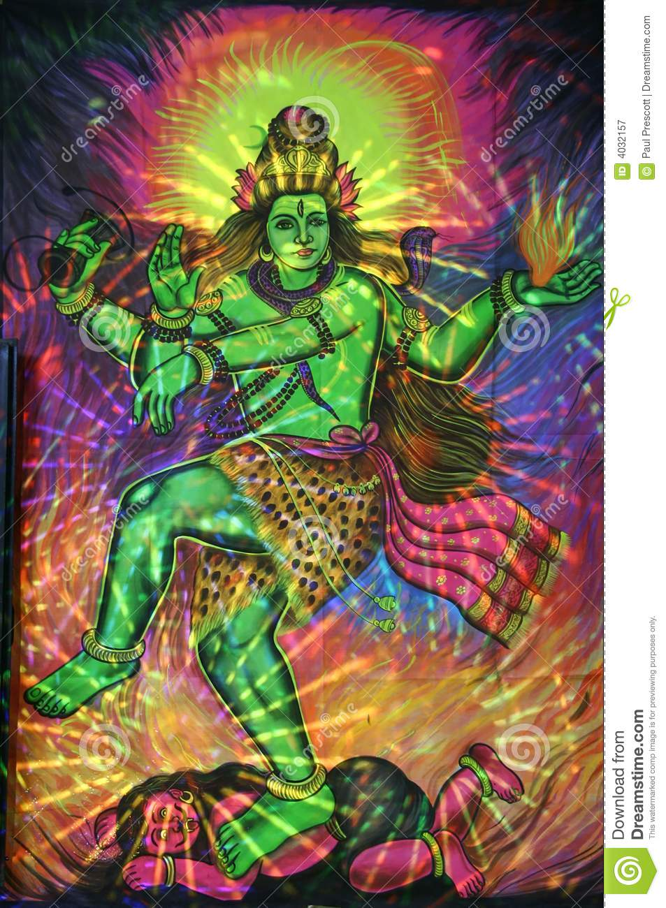 shiva psychedelic wallpaper download