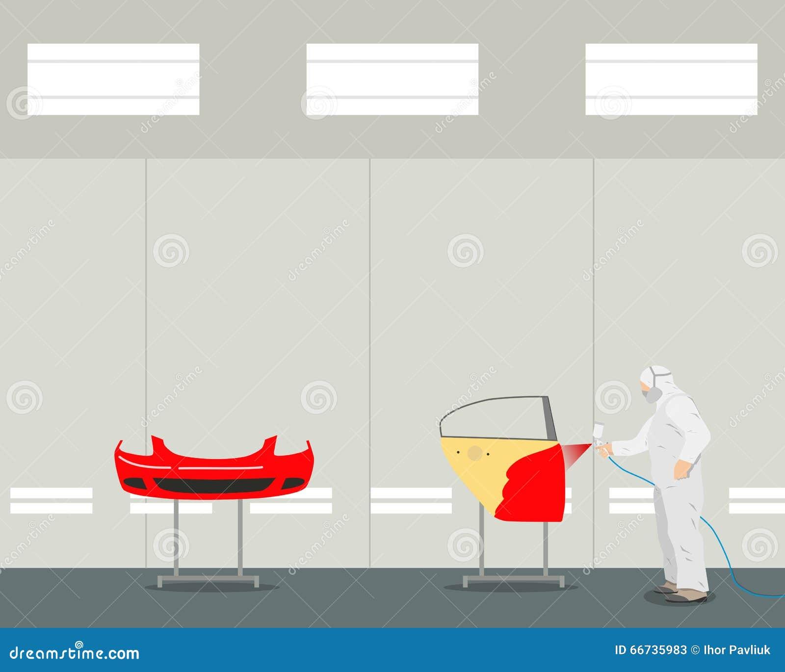 painting details stock vector illustration of interior 66735983. Black Bedroom Furniture Sets. Home Design Ideas