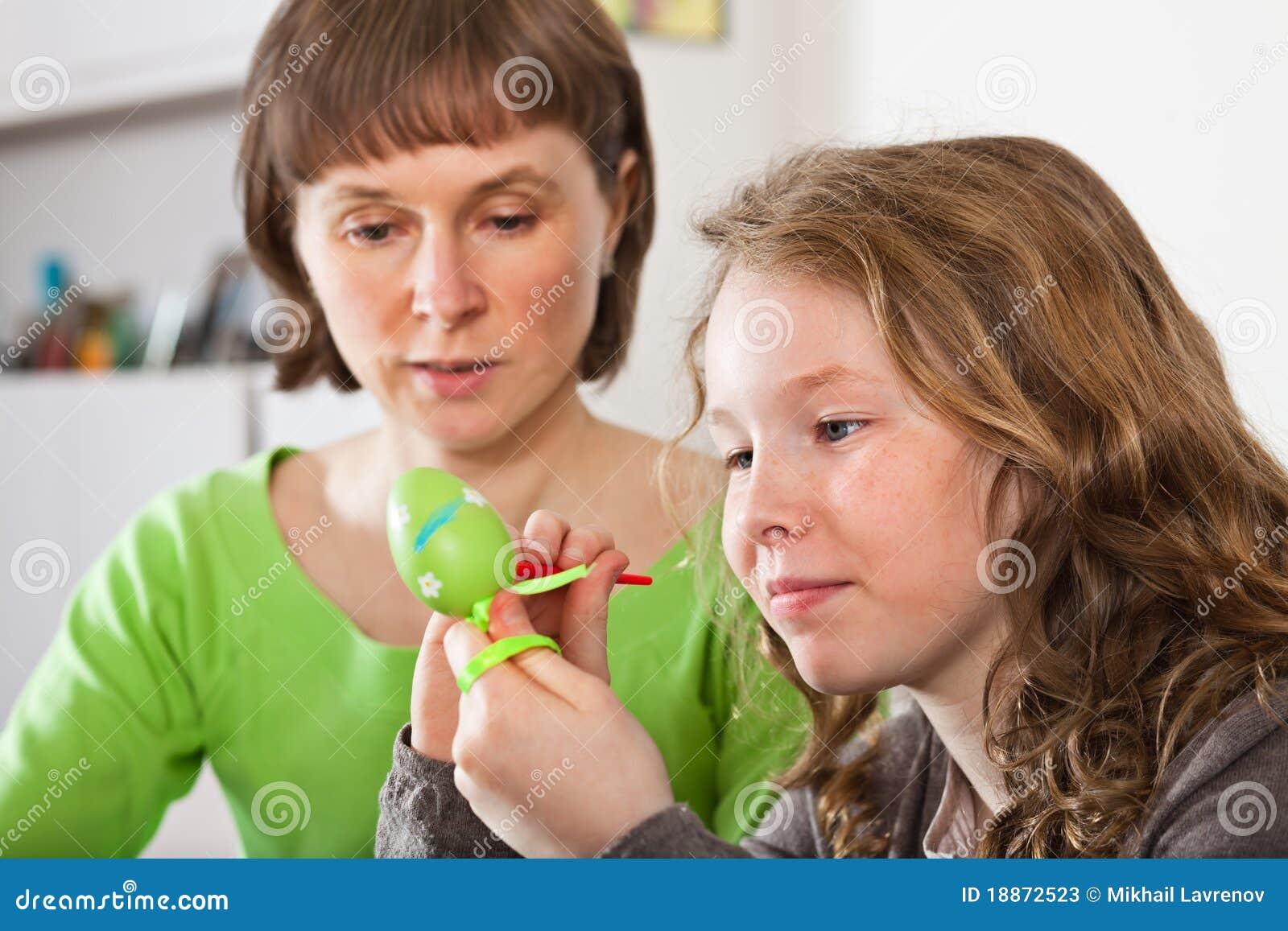 Сближение мама и дочки 6 фотография