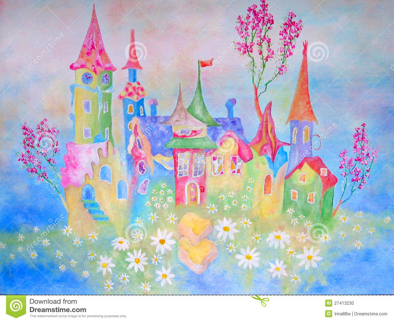 painting for kids room - Picture Painting For Kids