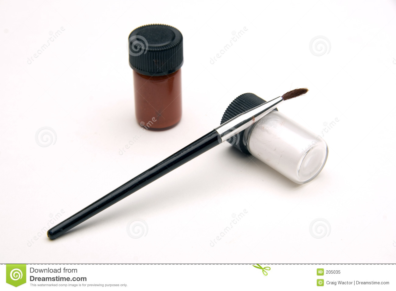 Painting Tools Royalty Free Stock Photo Image 205035