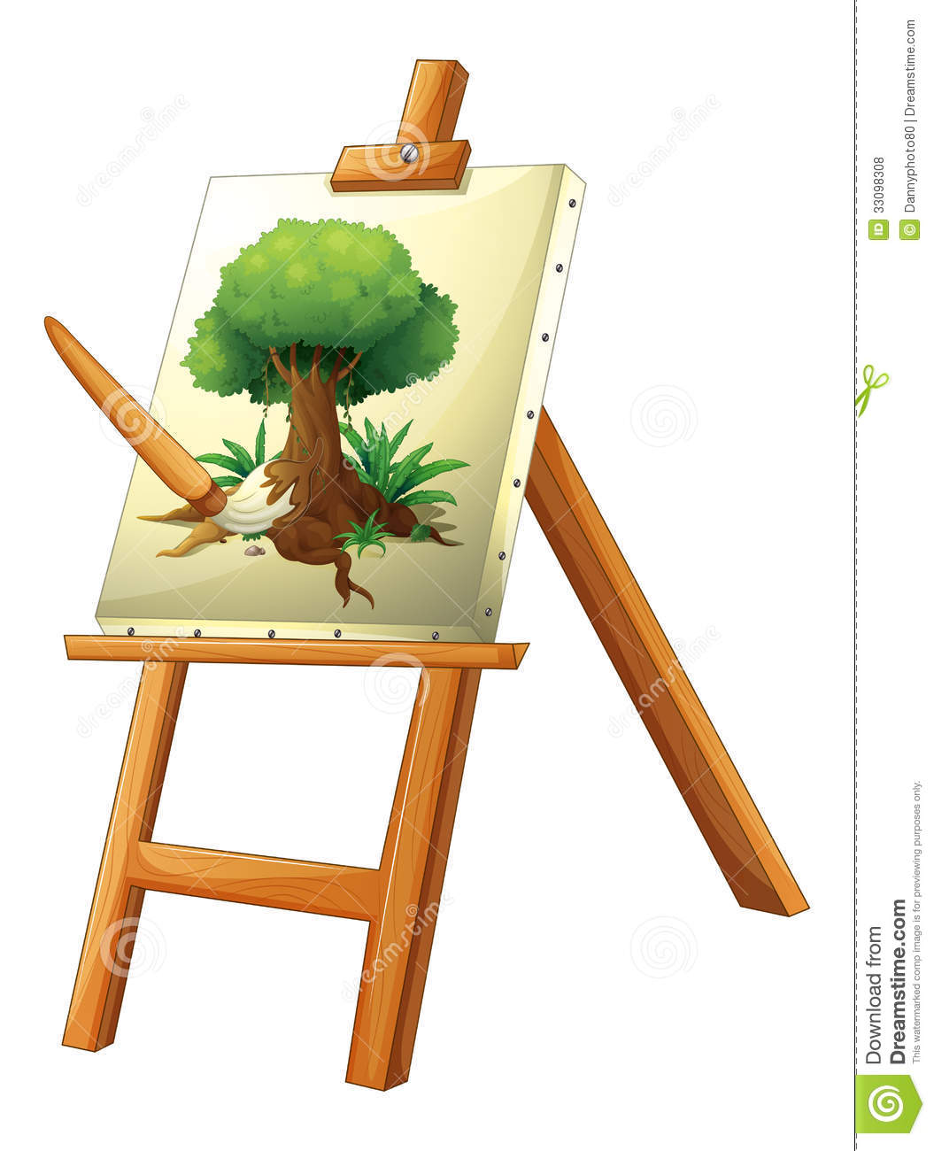 Painting a