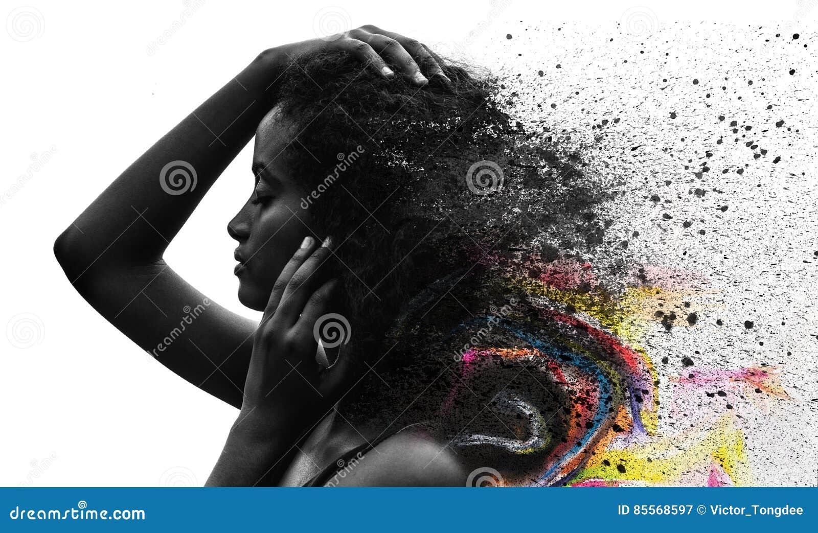 Paintography, fotografía combinada con las pinturas