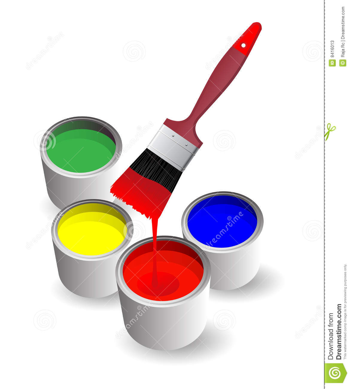 Https Www Dreamstime Com Stock Photos Paints Image8416013