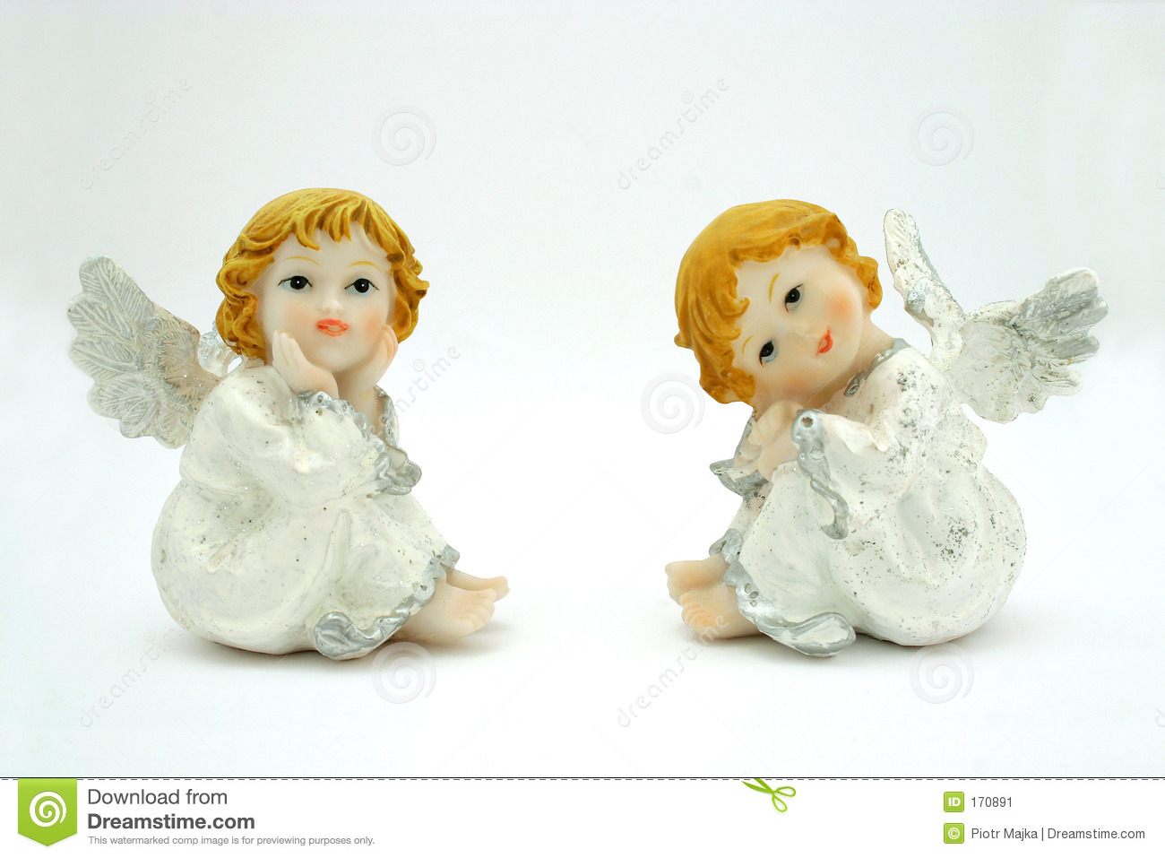 a pair of angels stock image image 170891 ornaments clip art free ornament clip art on bing