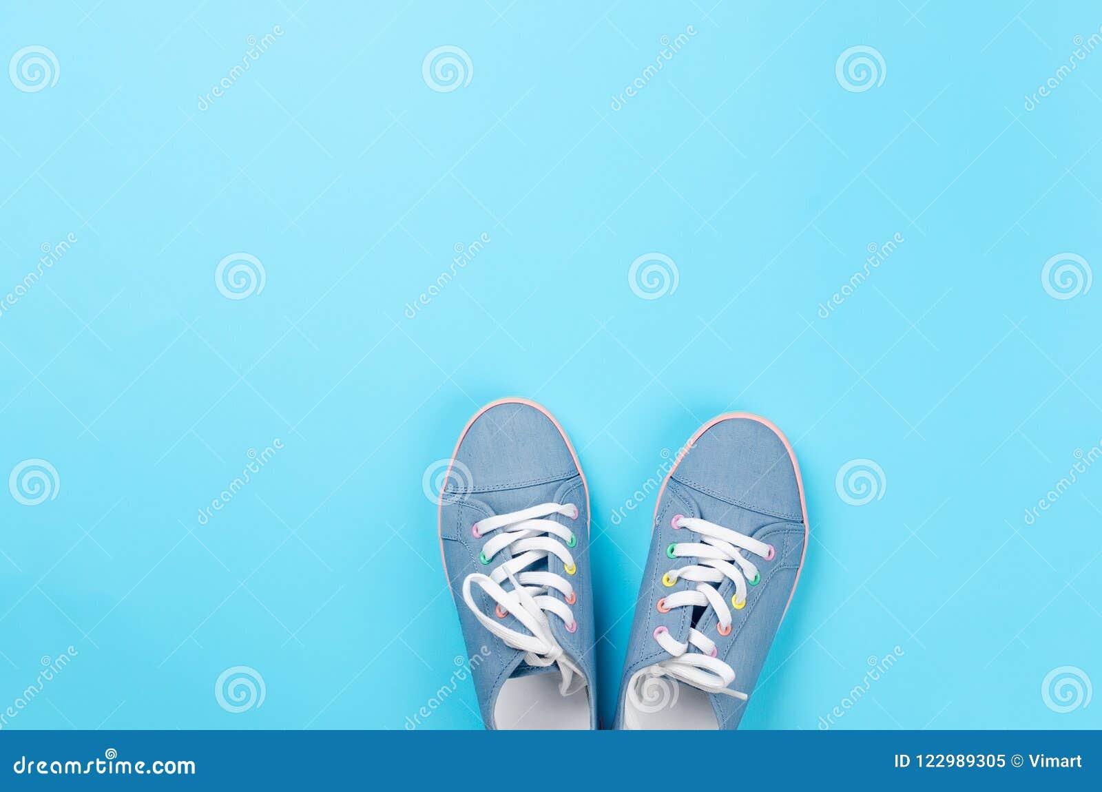 Light Blue Background Stock Image