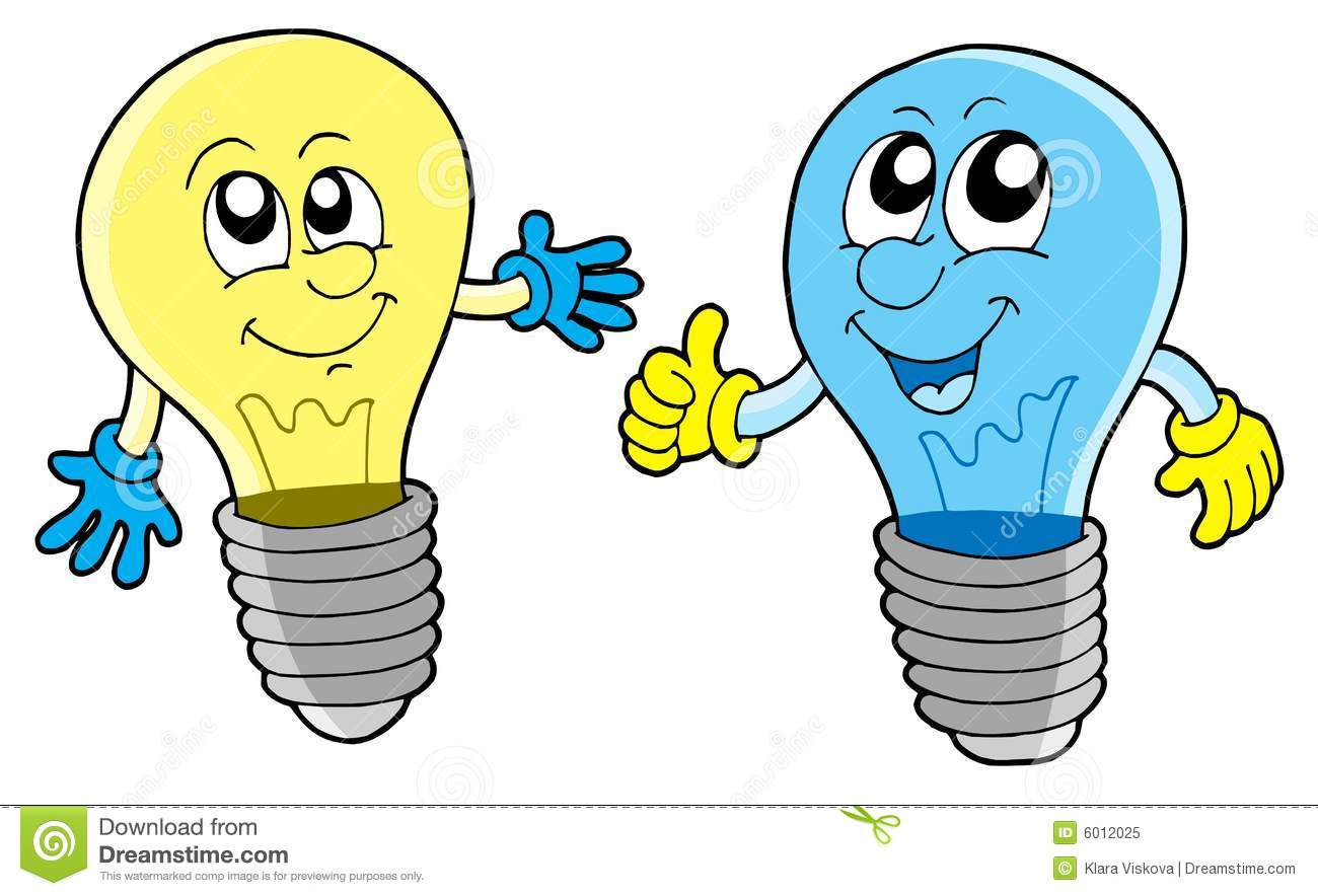 pair of cute lightbulbs royalty free stock photo image 6012025 students working quietly clipart student working hard clipart