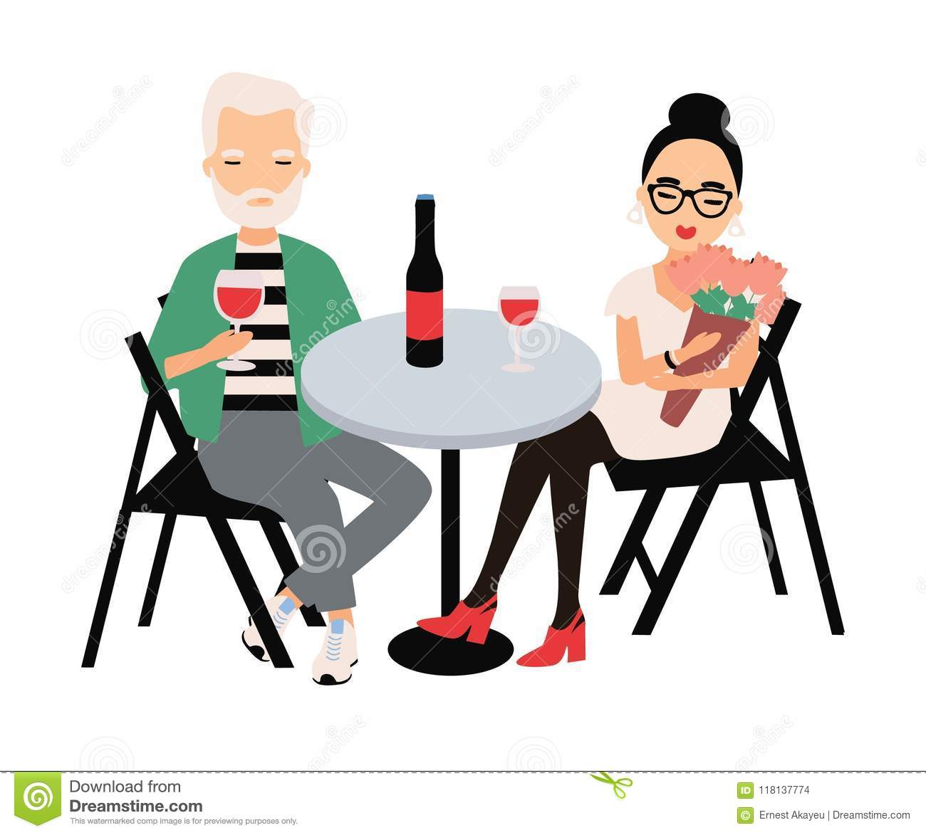 Soiree Wine Night is a speed dating event for all wine lovers to enjoy!