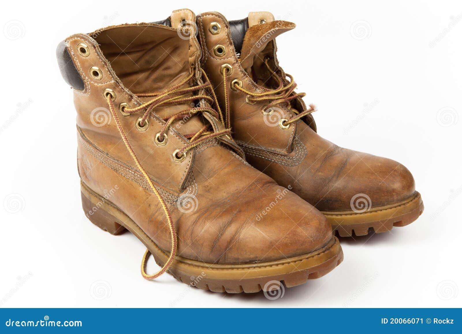 pair of old shoes stock image image 20066071. Black Bedroom Furniture Sets. Home Design Ideas
