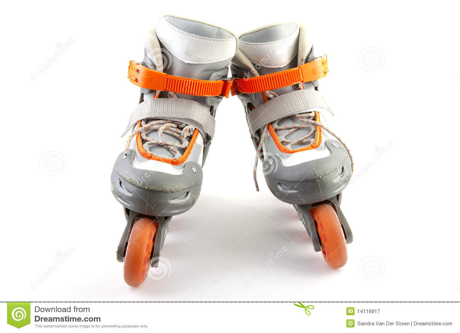 Roller skates for free - Pair Of Roller Skates