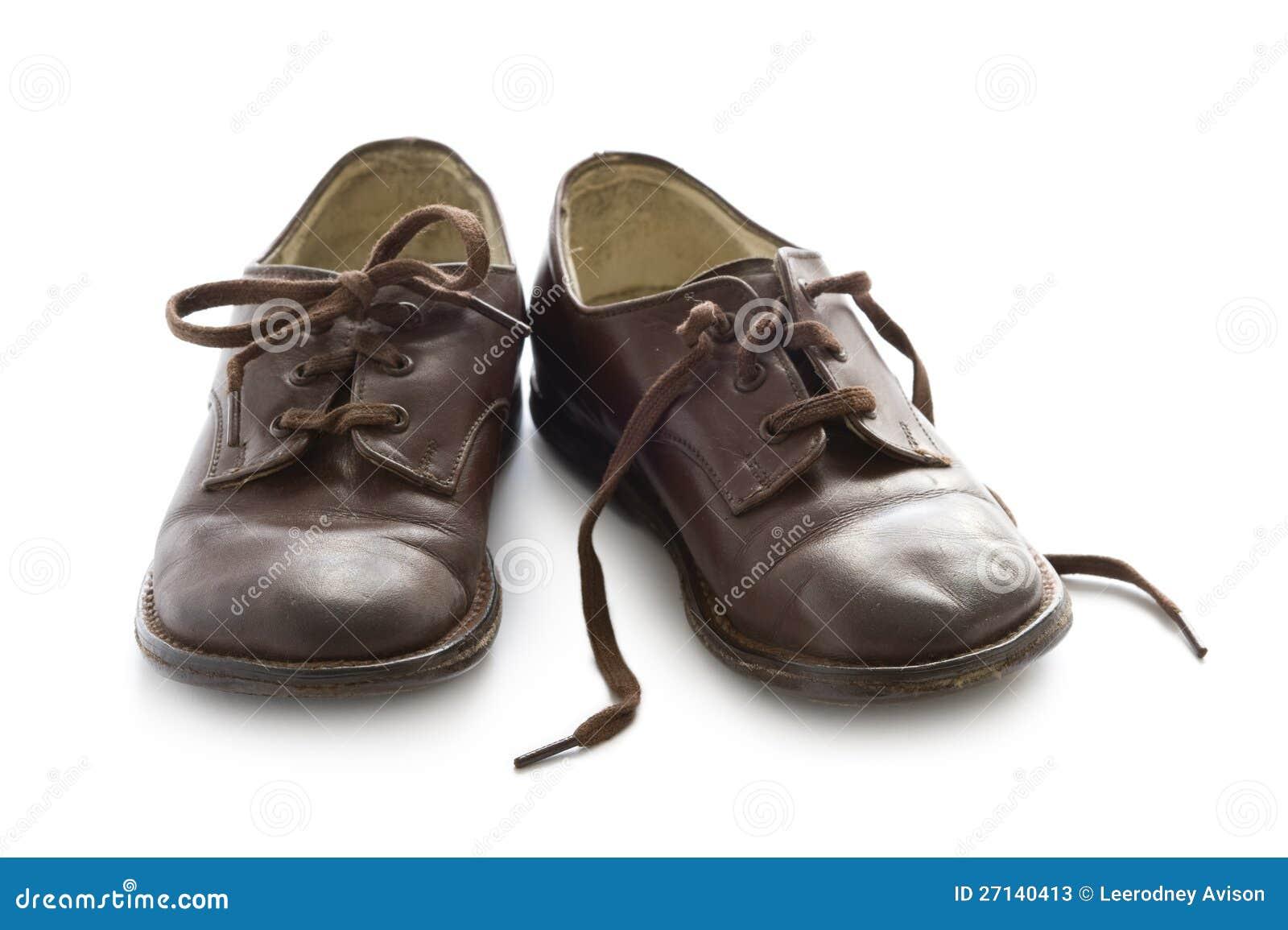 Old School Shoes: Vintage Shoes For Children