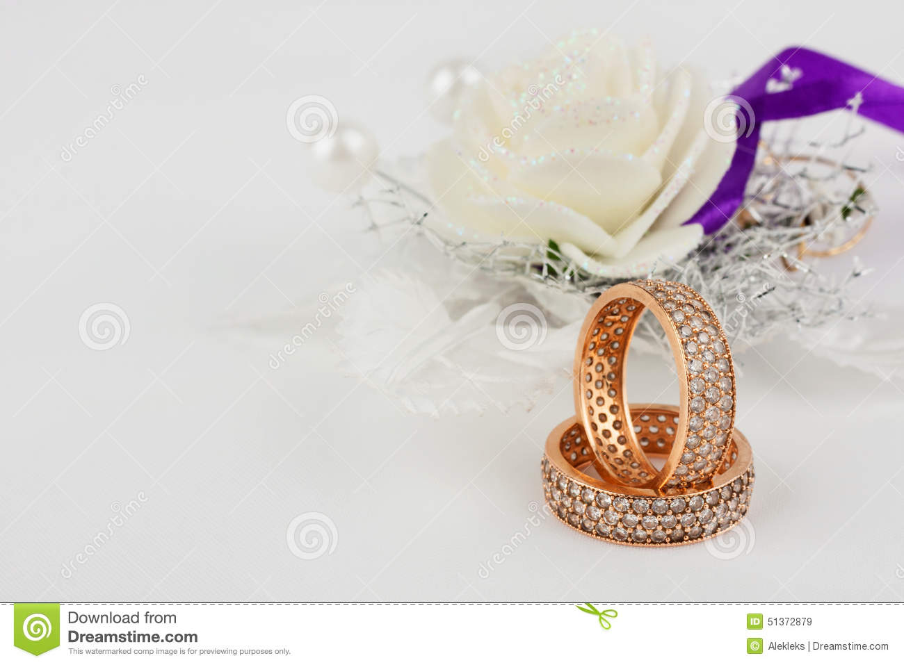 Rings In The Marriage Ceremony