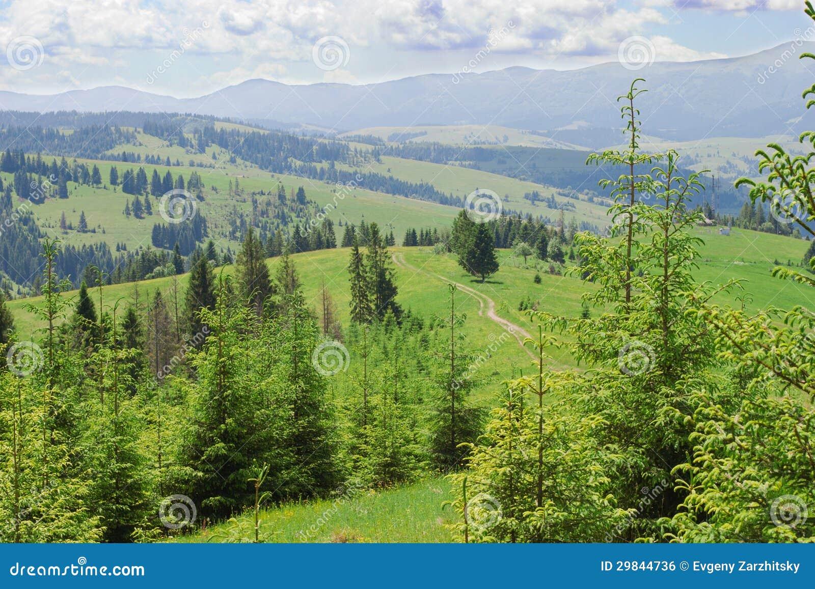 Montes da montanha