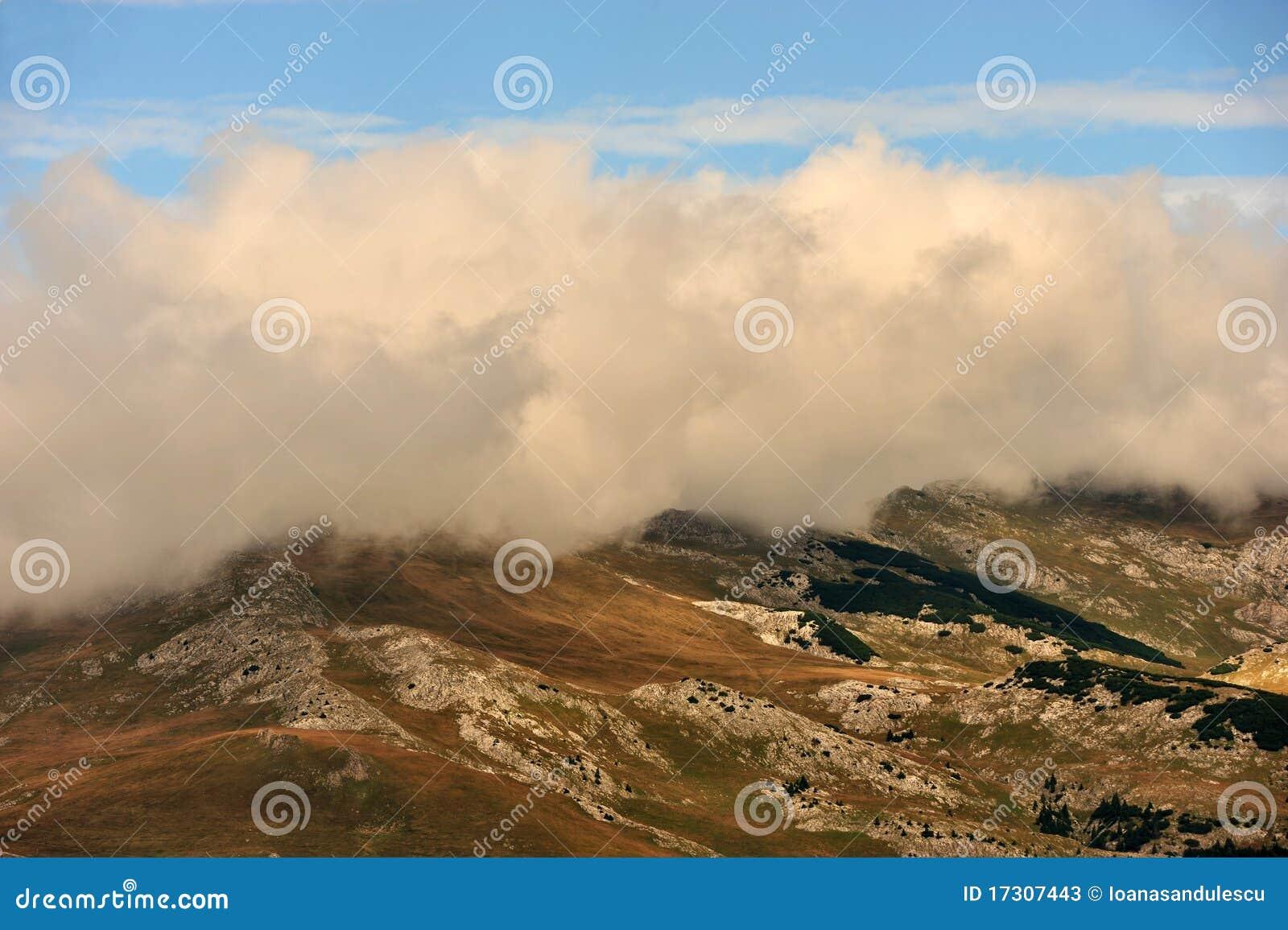 Paisagem das montanhas