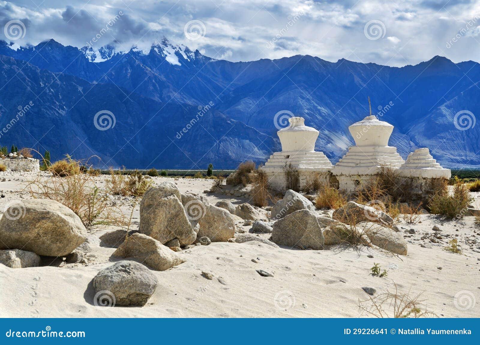 Download A paisagem de Himalaya imagem de stock. Imagem de extremo - 29226641