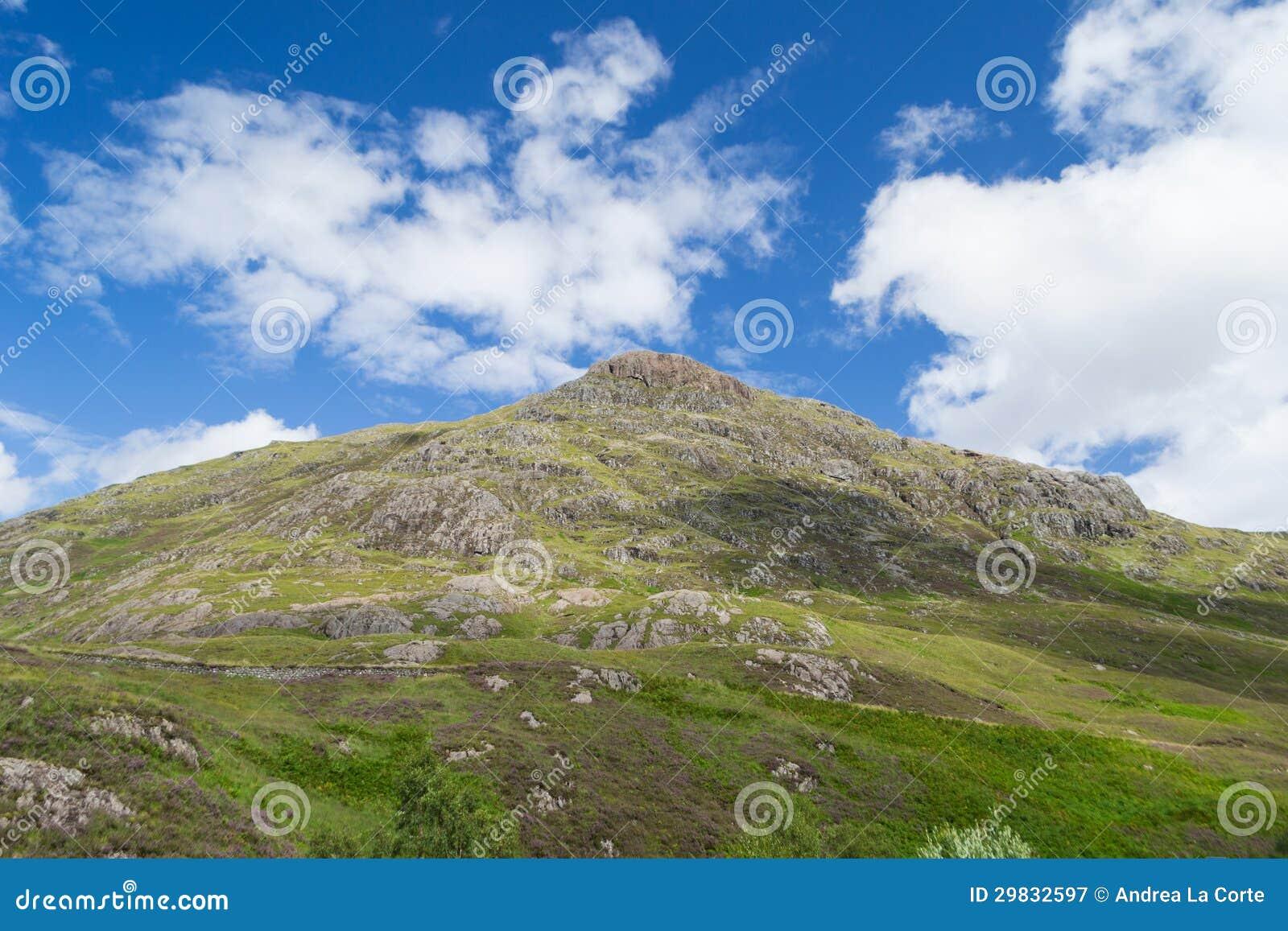 Montanhas escocesas
