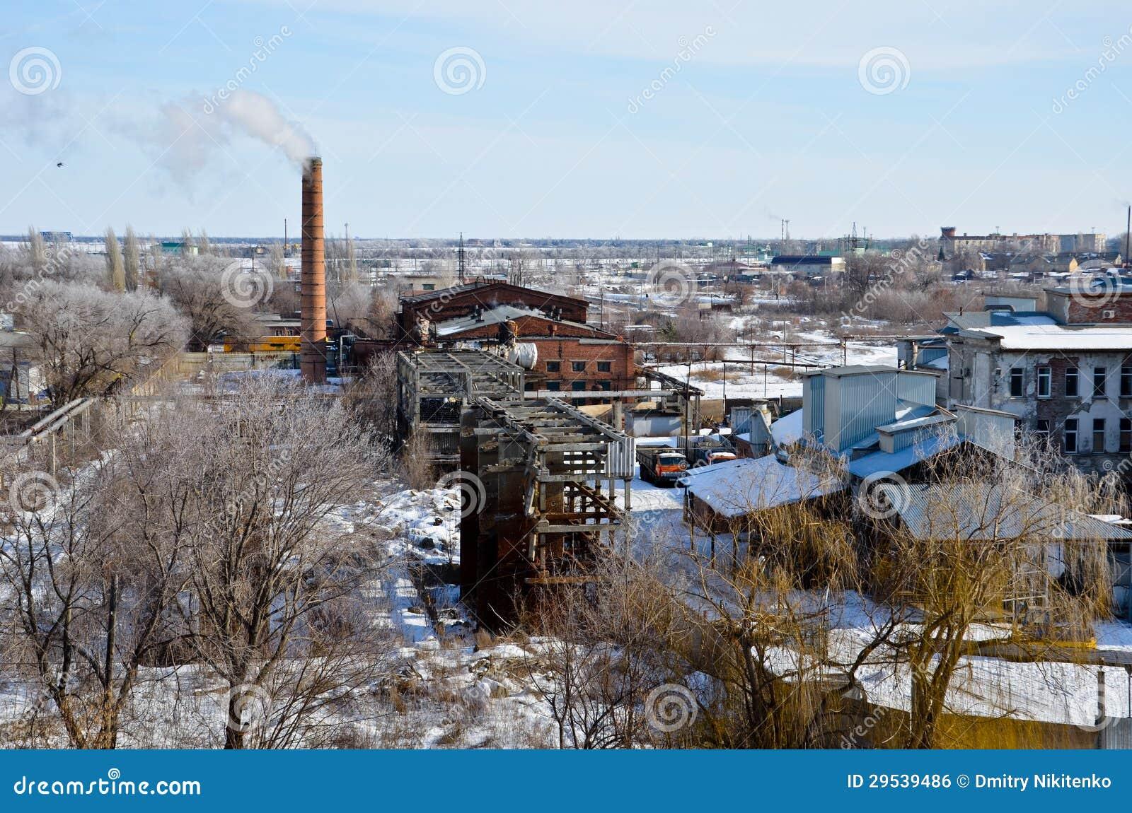 Paisagem industrial 2
