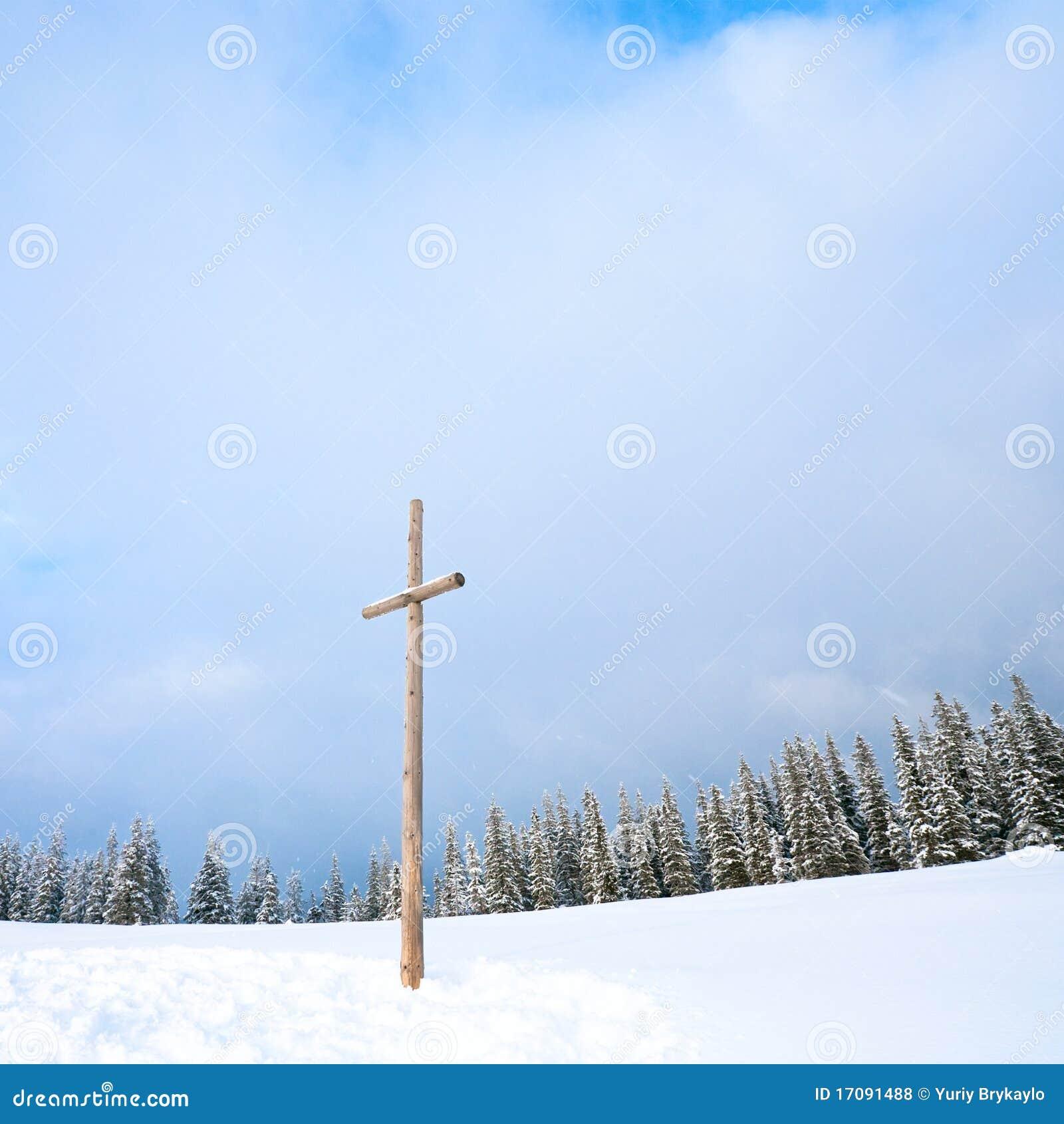 Paisagem nevado