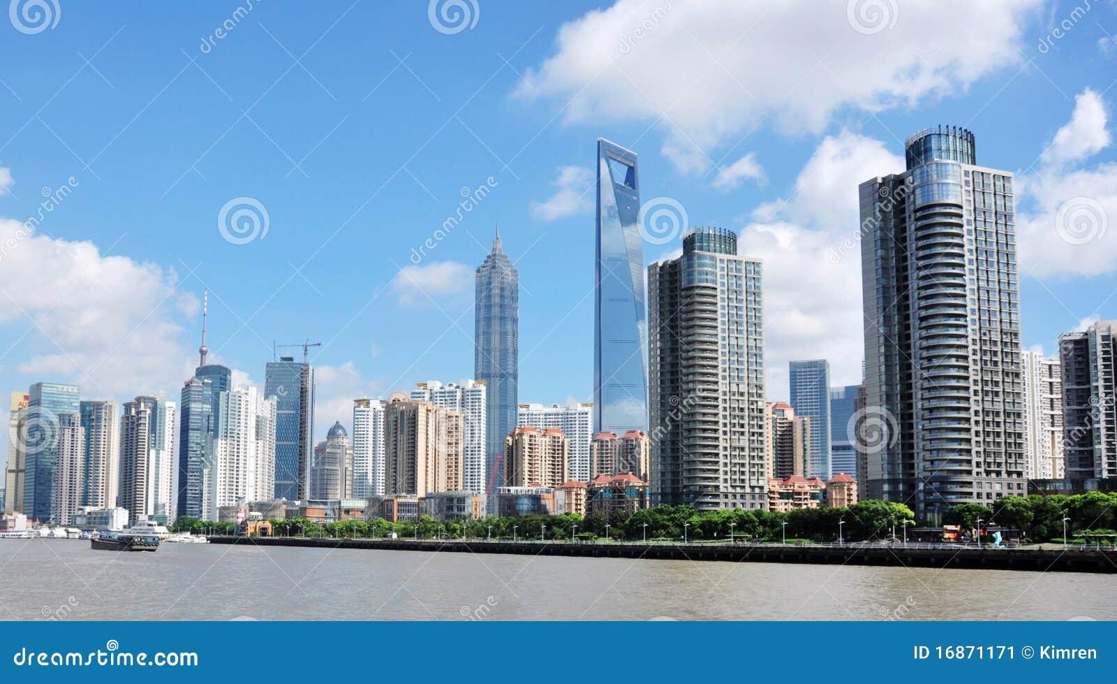 Paisagem urbana da cidade