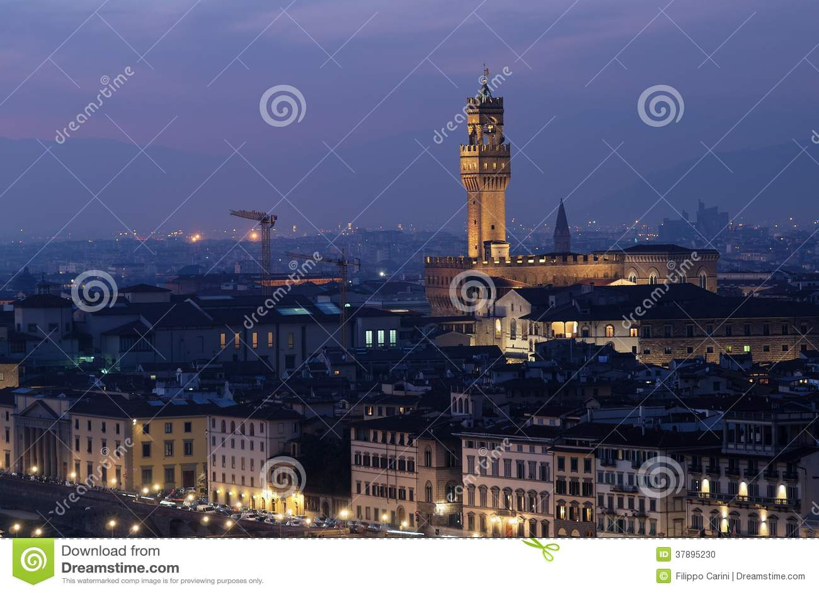 Paisaje de Florencia