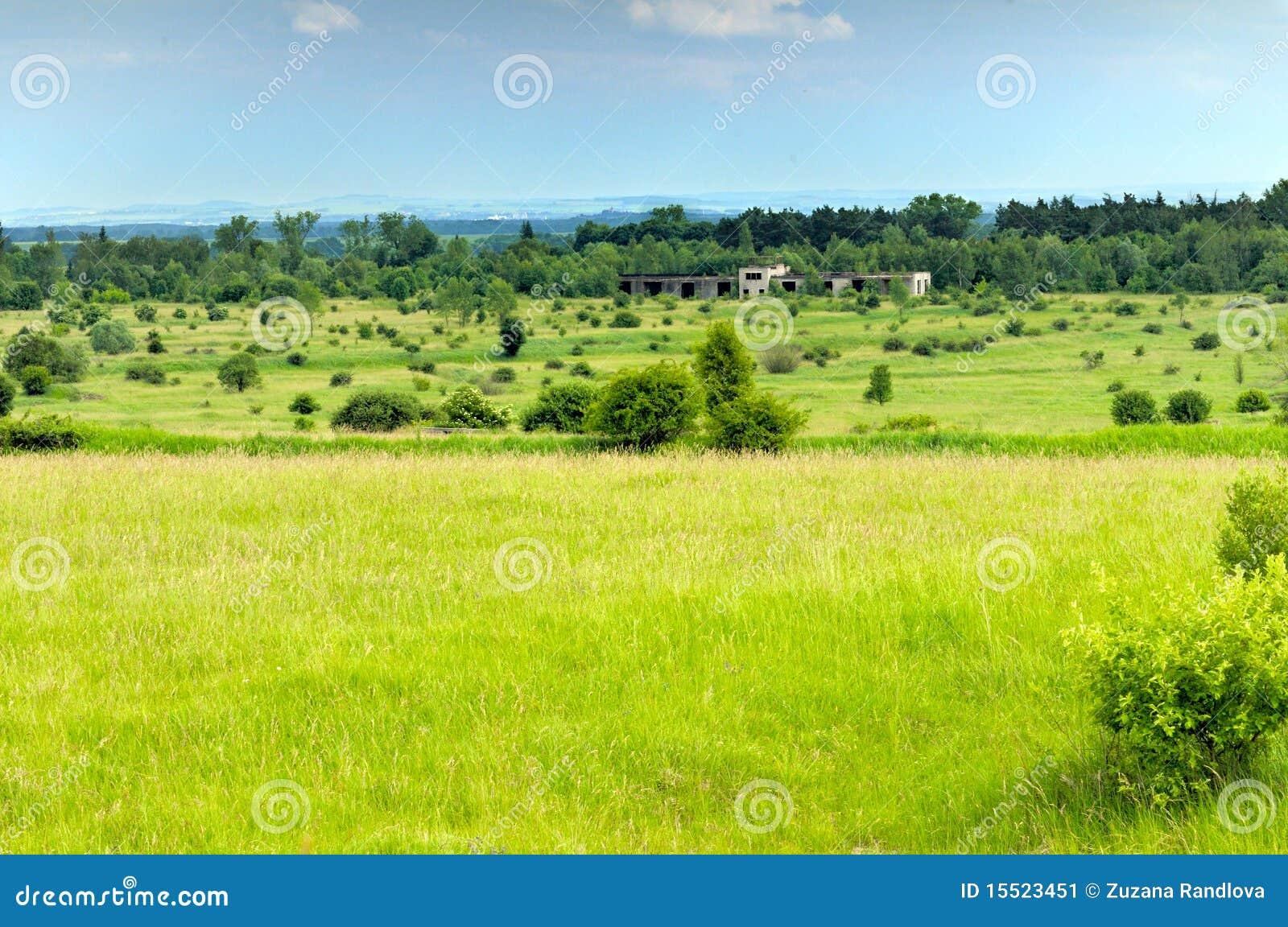 Paisaje de la bosque estepa imagen de archivo imagen de bot nico belleza 15523451 - Mas l estepa agullana ...