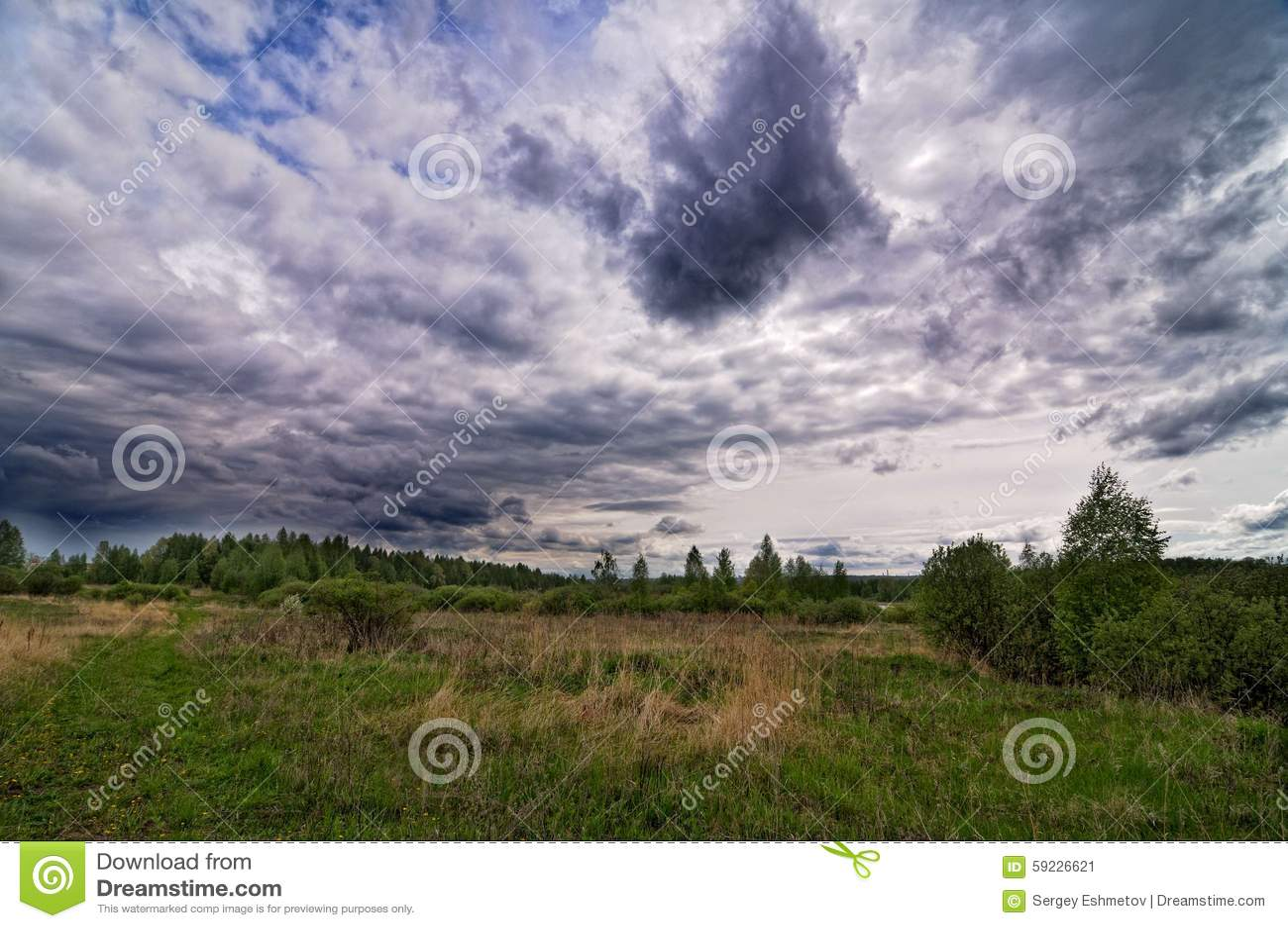 Download Paisaje rural imagen de archivo. Imagen de cambiante - 59226621