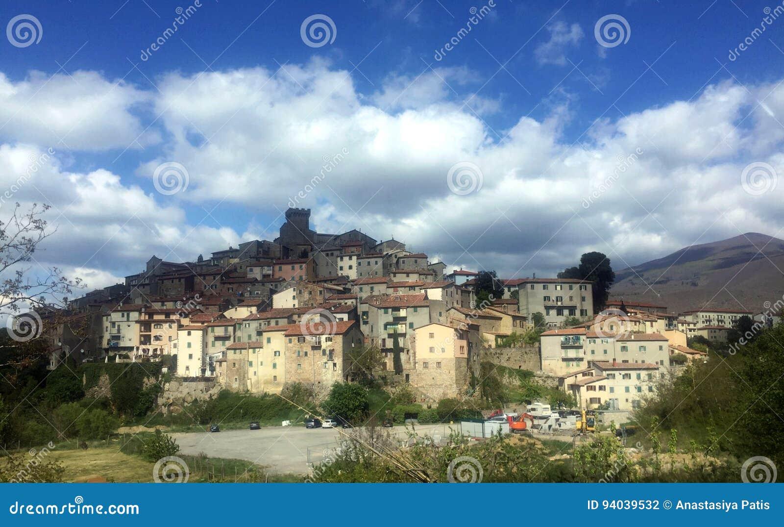 Paisaje, Toscana Val D Orcia