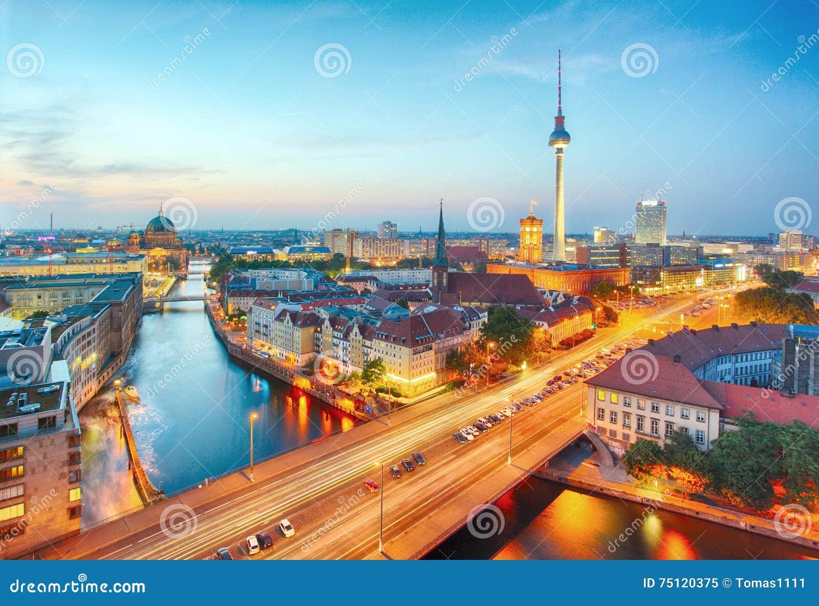 Paisaje urbano de Alemania, Berlín