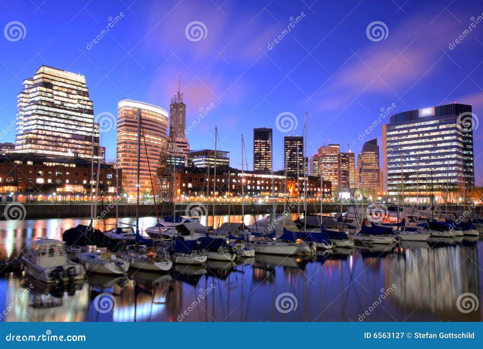 Paisaje urbano de Buenos Aires