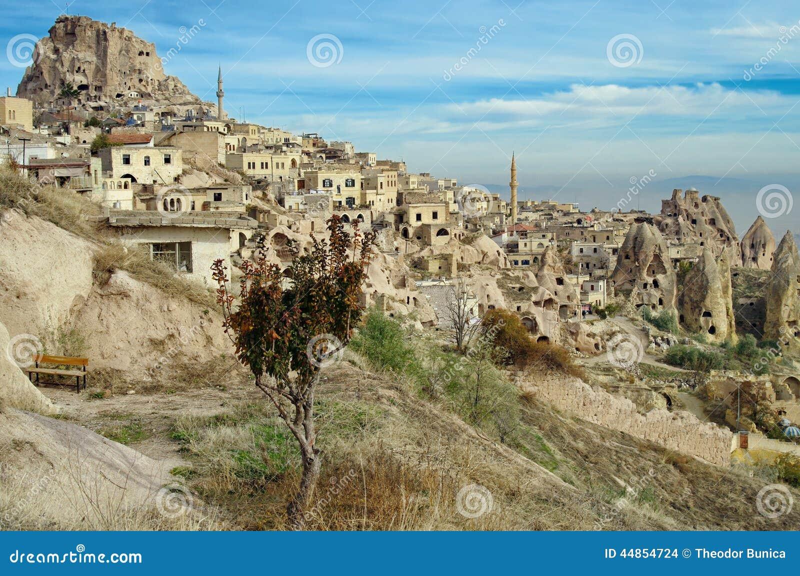 Paisaje urbano de Cappadocia - Turquía