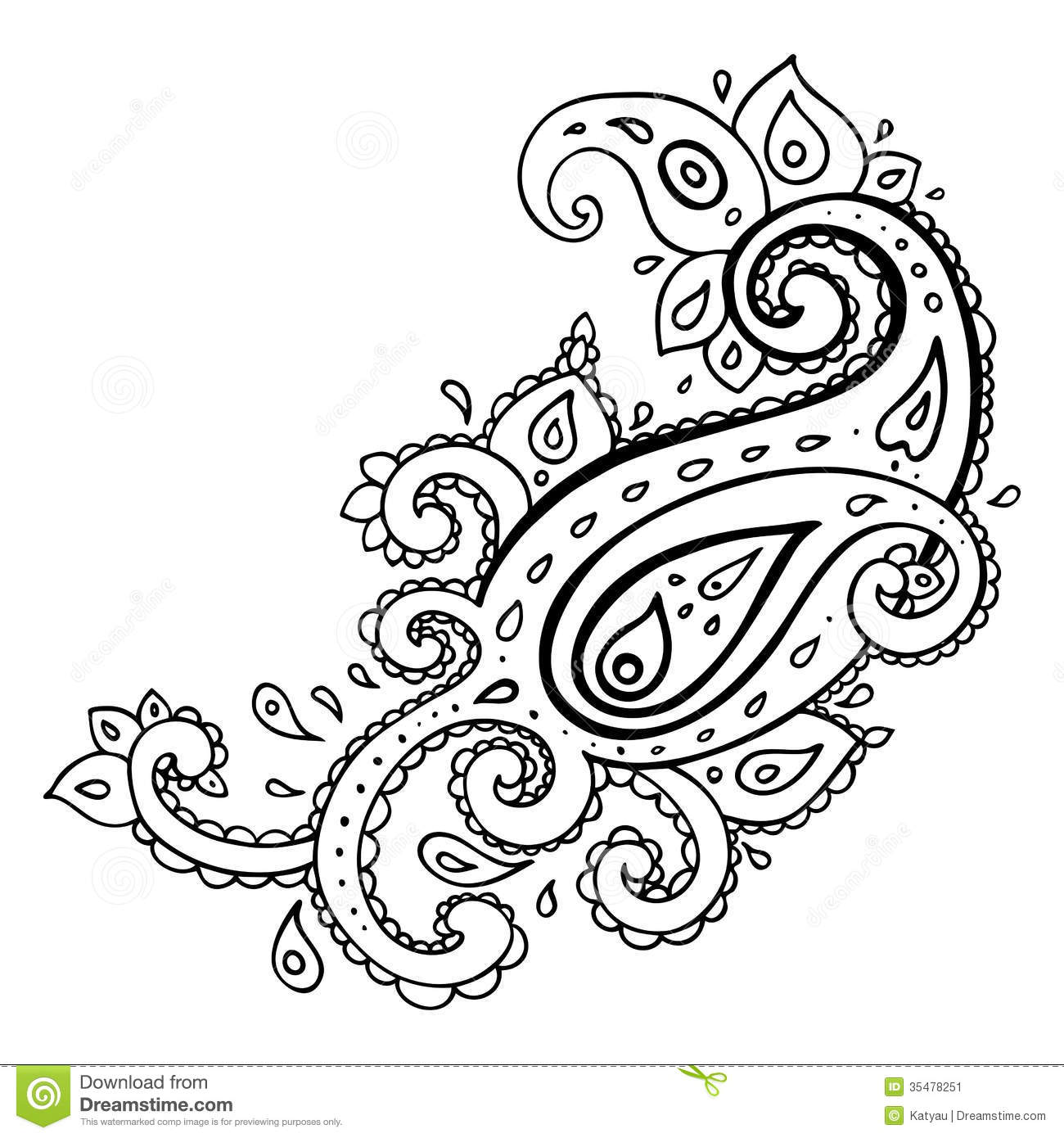 Bandana Outline Images - Reverse Search