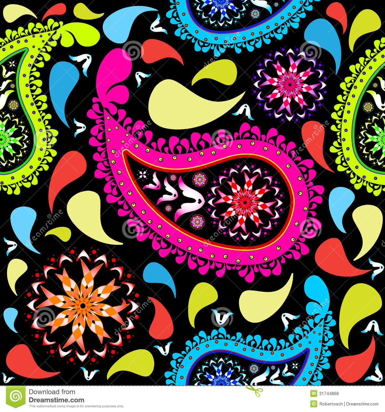 paisley pattern royalty free stock photo download paisley pattern stock vector